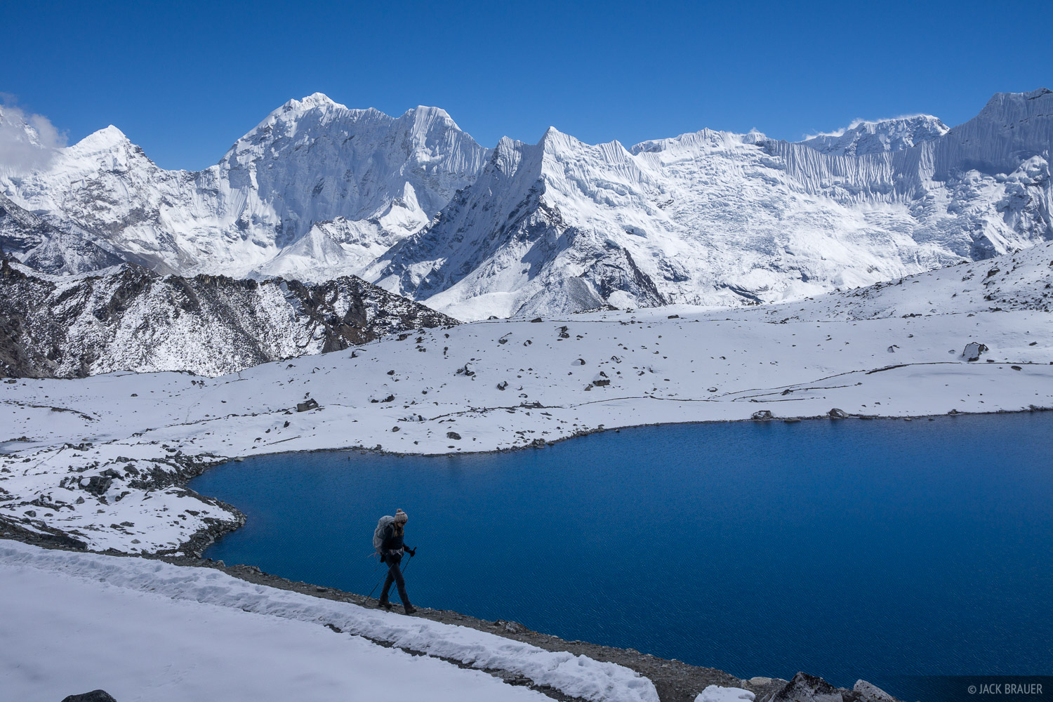 Himalaya,Khumbu,Kongma La,Nepal, hiking, lake, photo