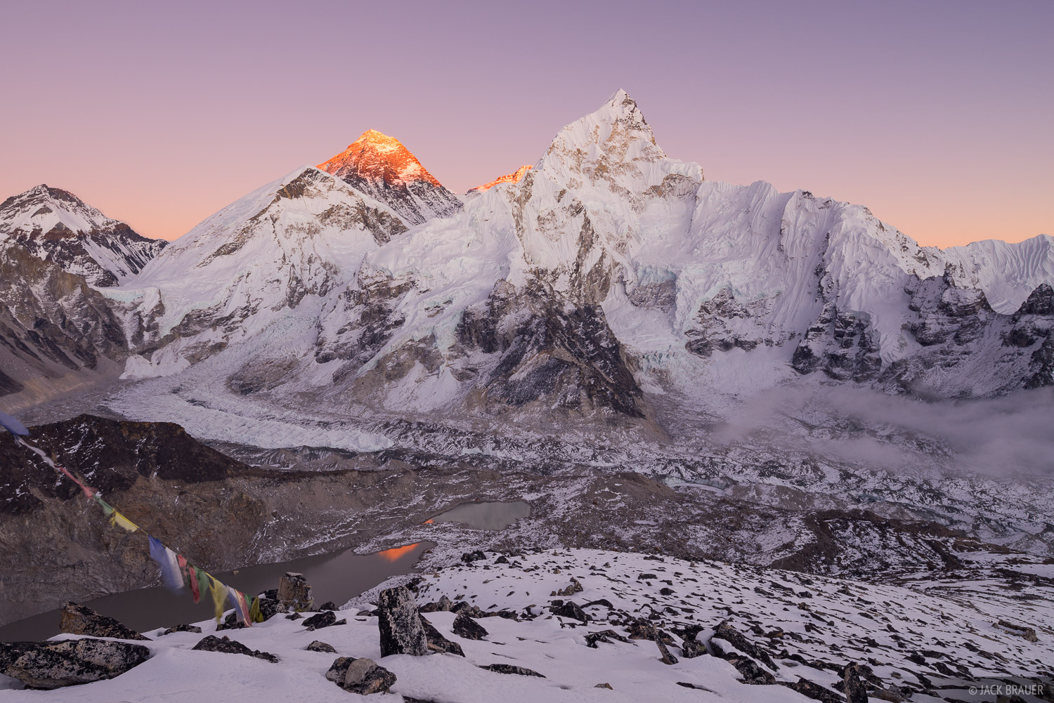 Himalaya,Kala Patthar,Khumbu,Mt. Everest,Nepal,Nuptse, photo