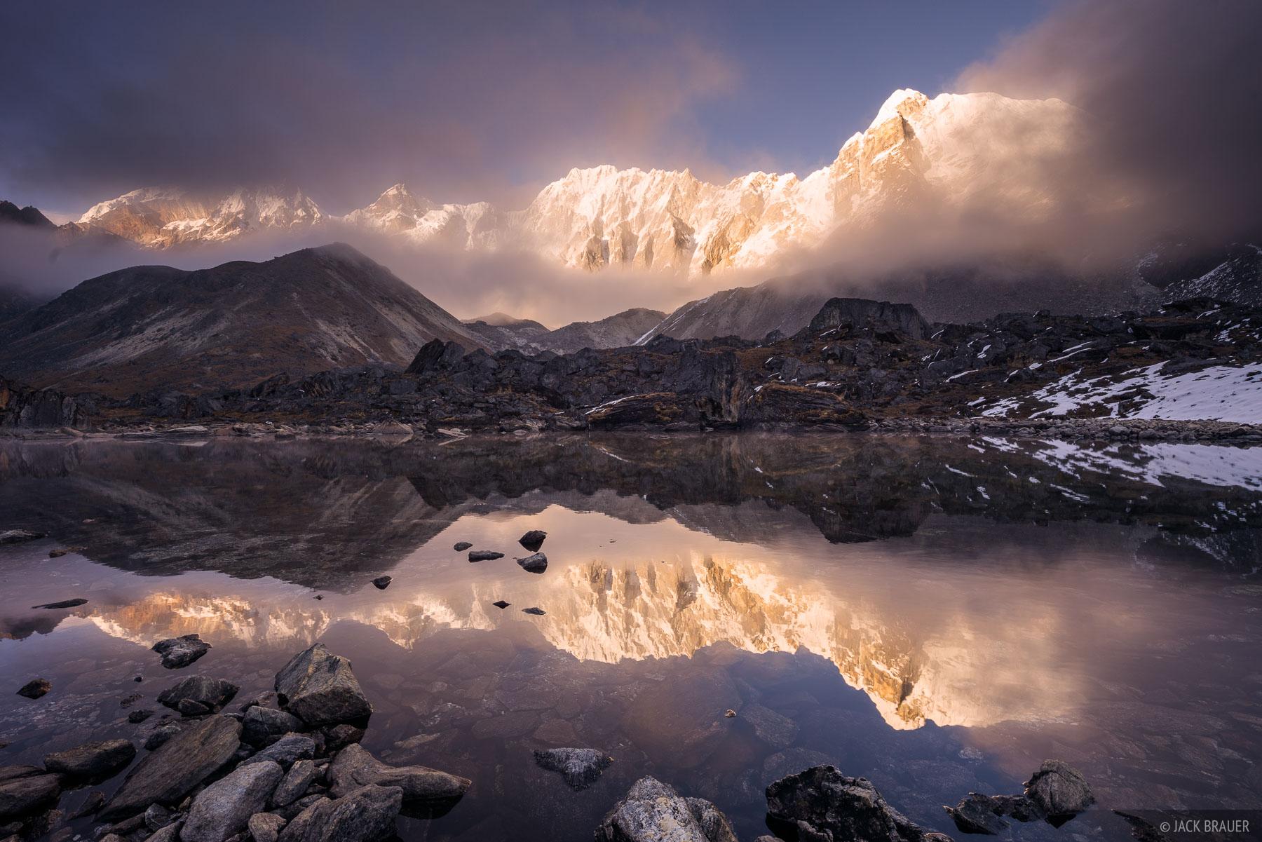 Dzonglha,Himalaya,Khumbu,Lobuche,Nepal, photo
