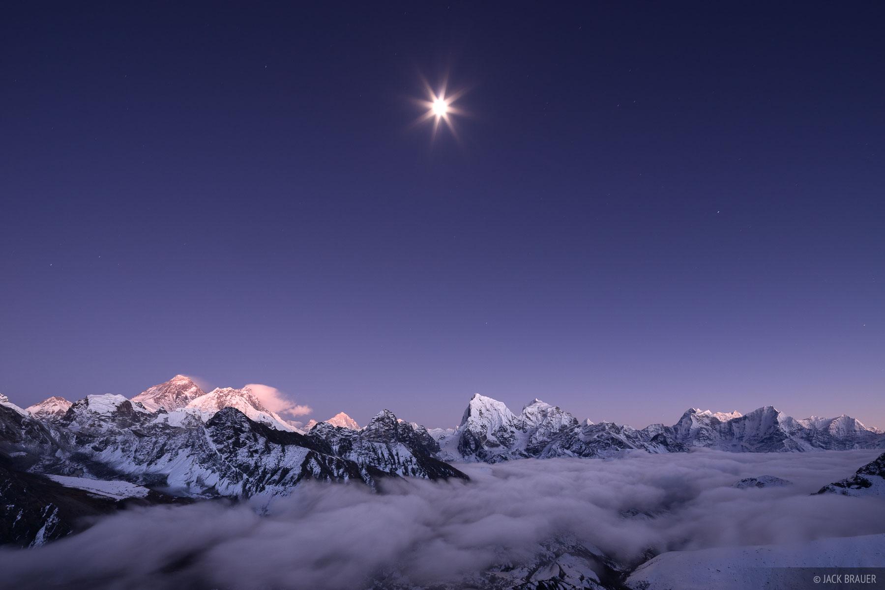 Cholatse,Gokyo Ri,Himalaya,Khumbu,Mt. Everest,Nepal, photo