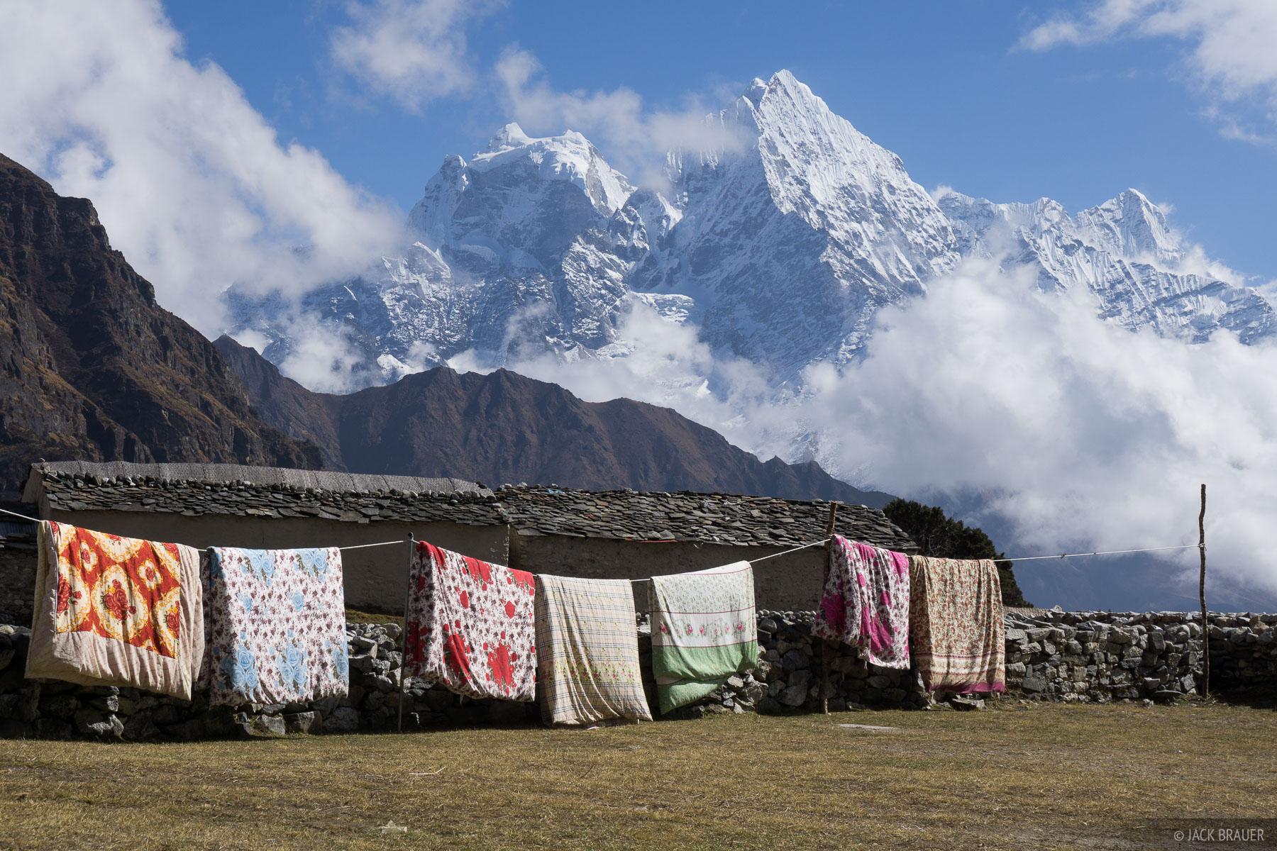 Himalaya,Khumbu,Nepal,Thame, photo