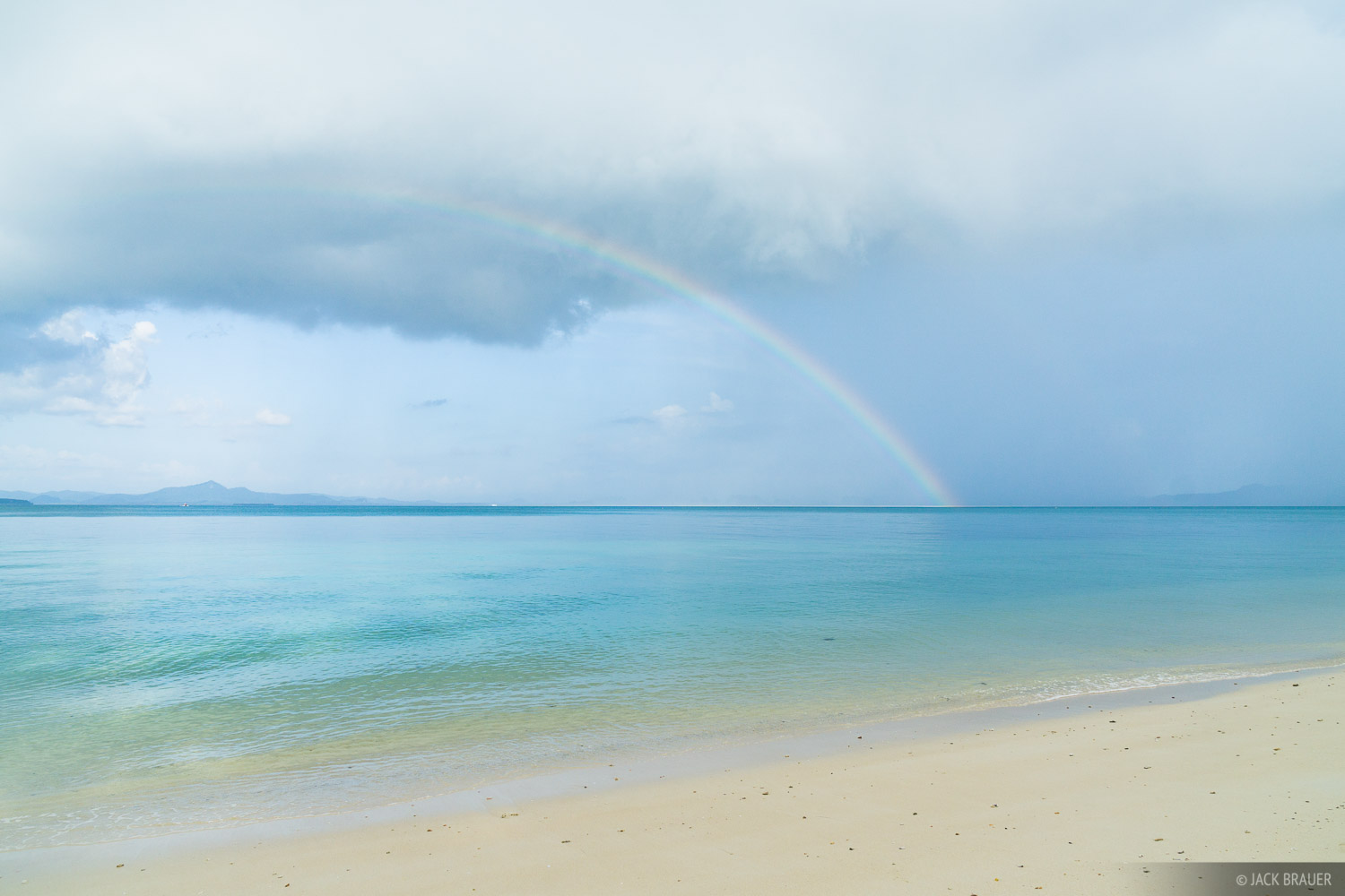 Ko Kradan, Thailand, Andaman Sea, beach, photo