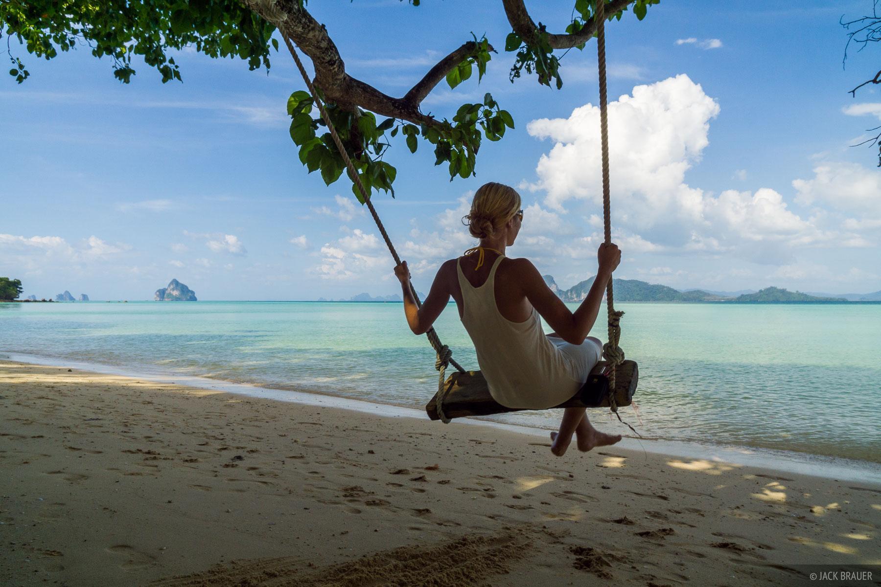 Ko Kradan, Thailand, Andaman Sea, beach, photo