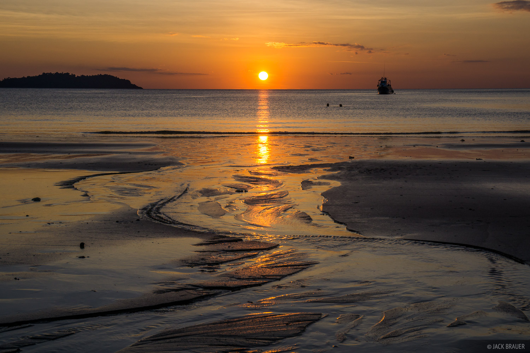 Ko Muk, Thailand, Andaman Sea, beach, photo