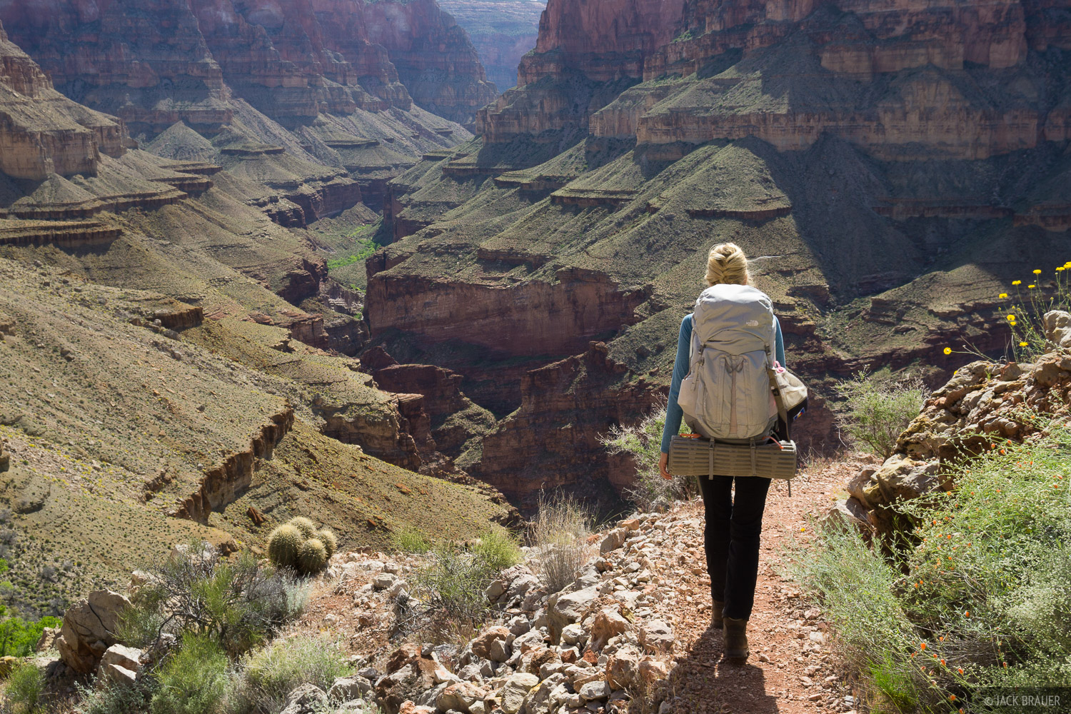 Arizona, Grand Canyon, hiking, Tapeats Creek, photo