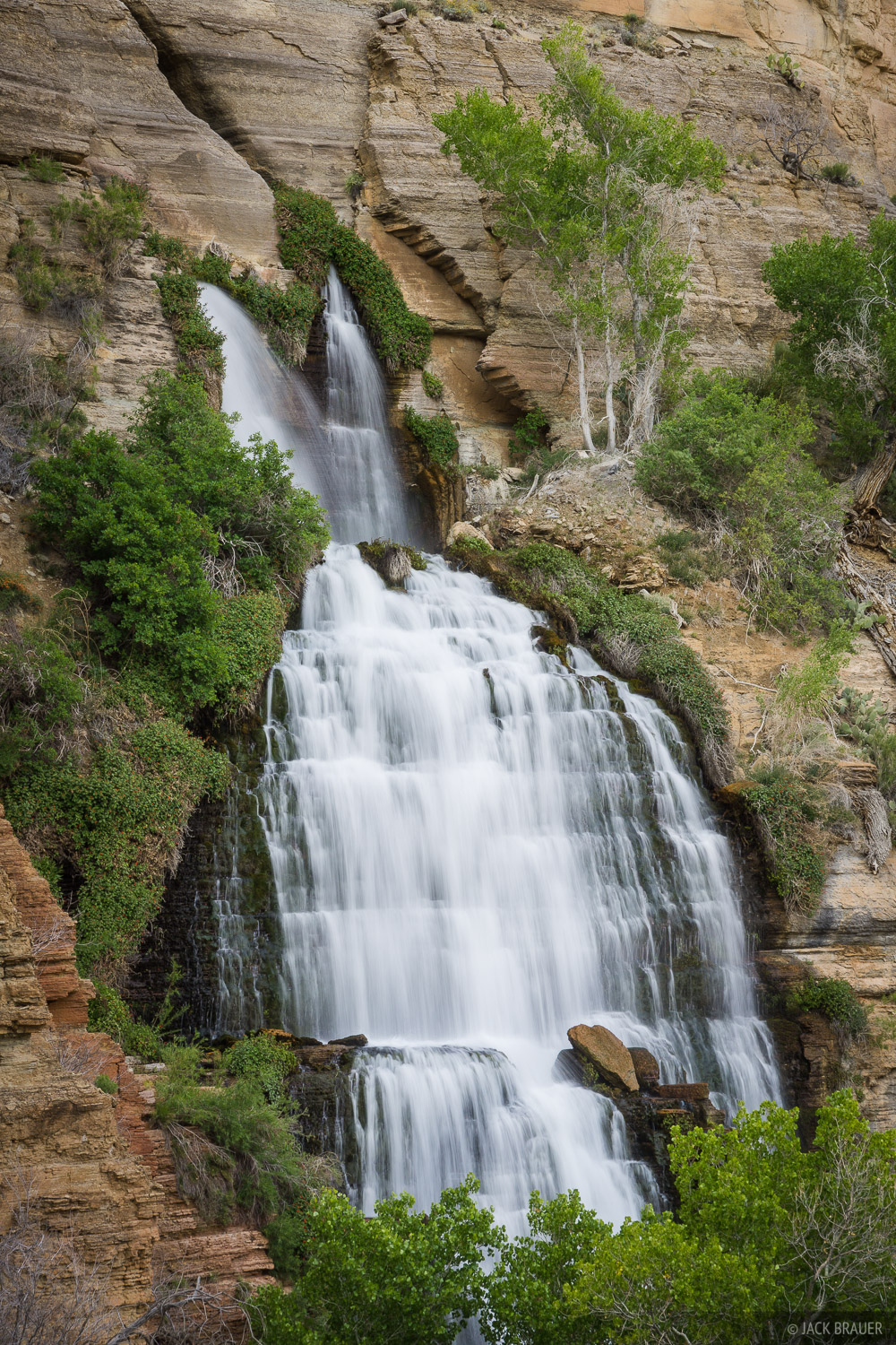 Arizona,Grand Canyon,waterfall, Thunder Spring, photo