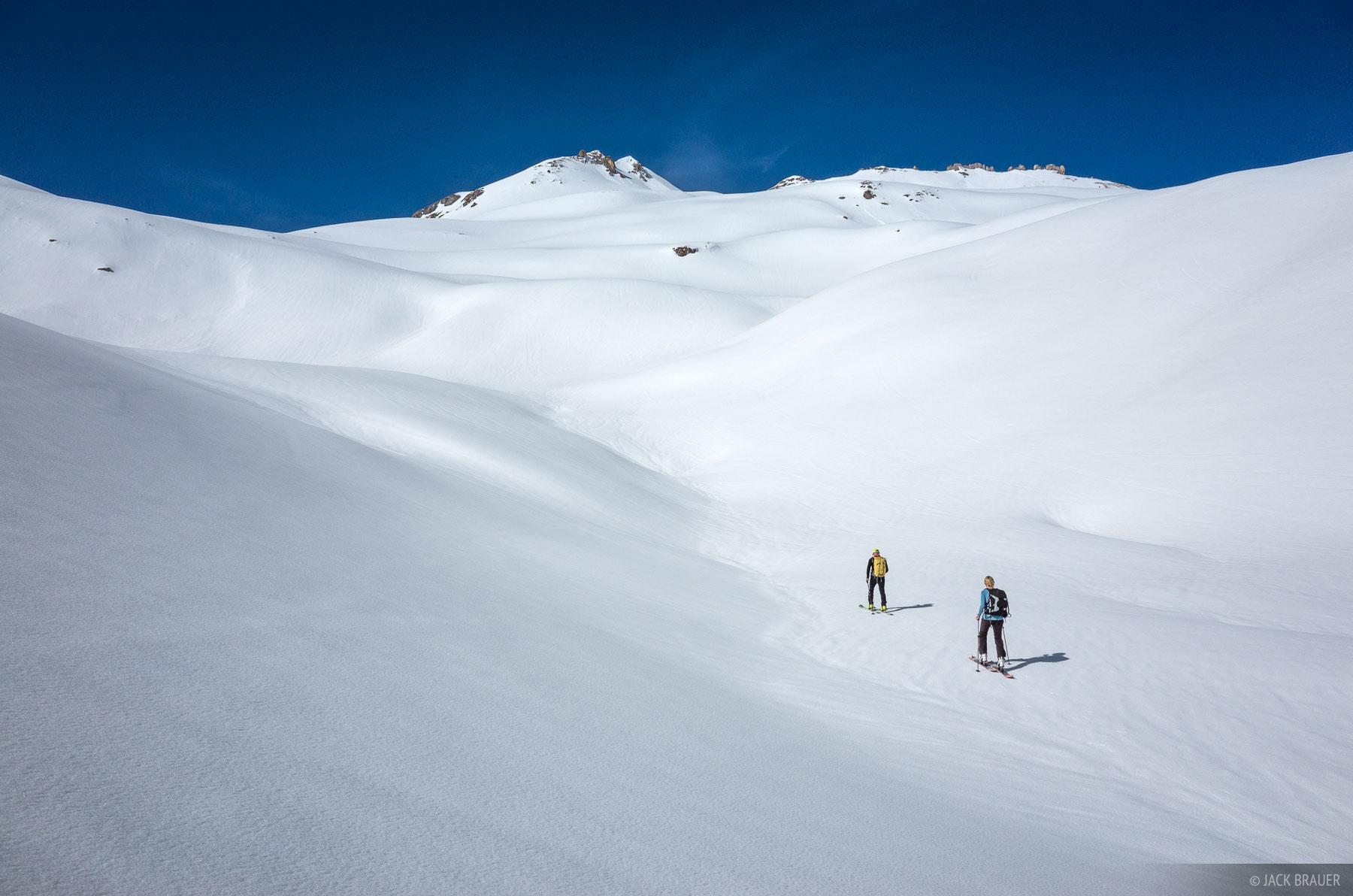 Colorado,Ema's Rollers,San Juan Mountains,Sneffels Range,skiing, photo