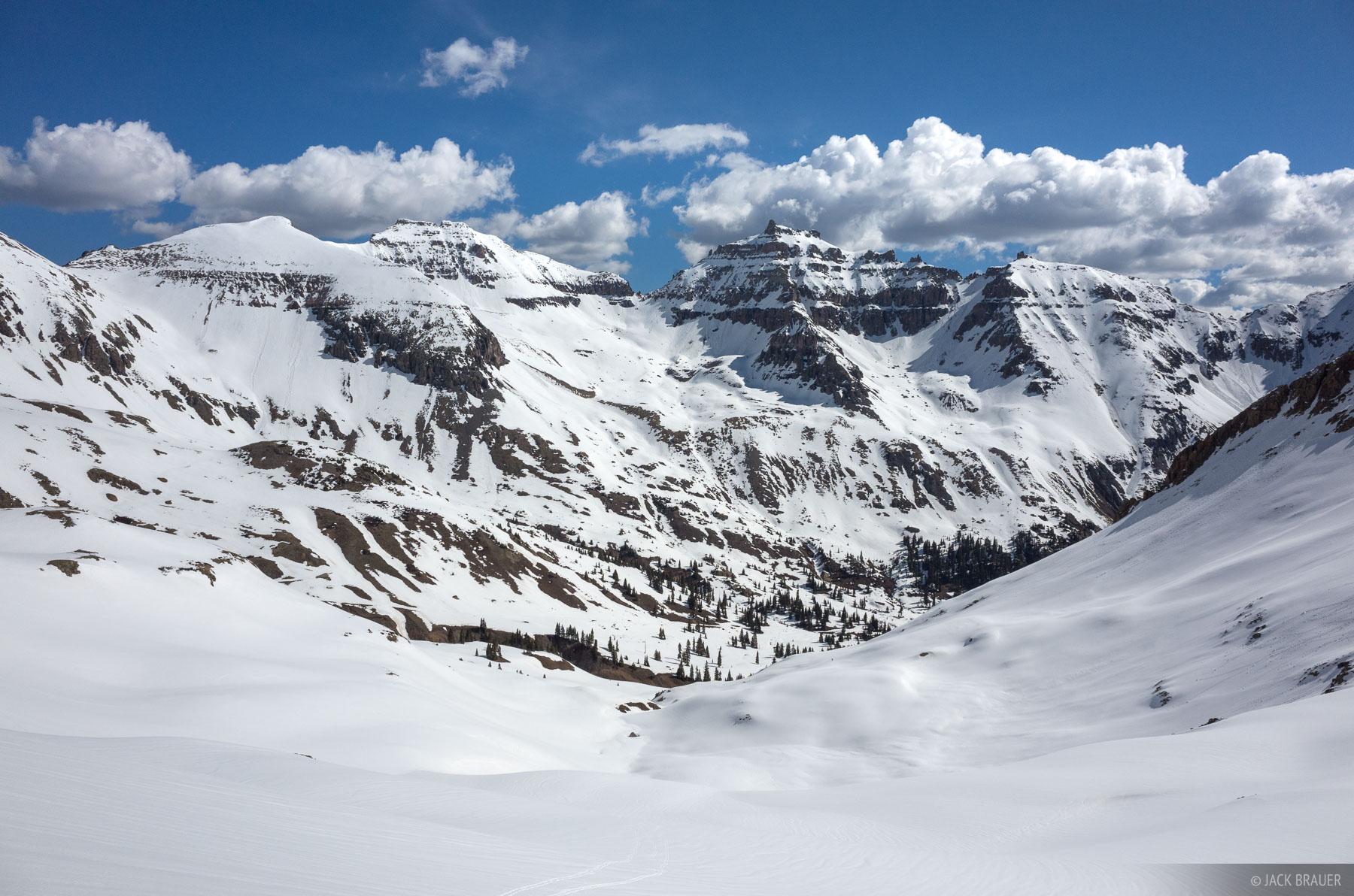 Colorado,San Juan Mountains,Sneffels Range, photo