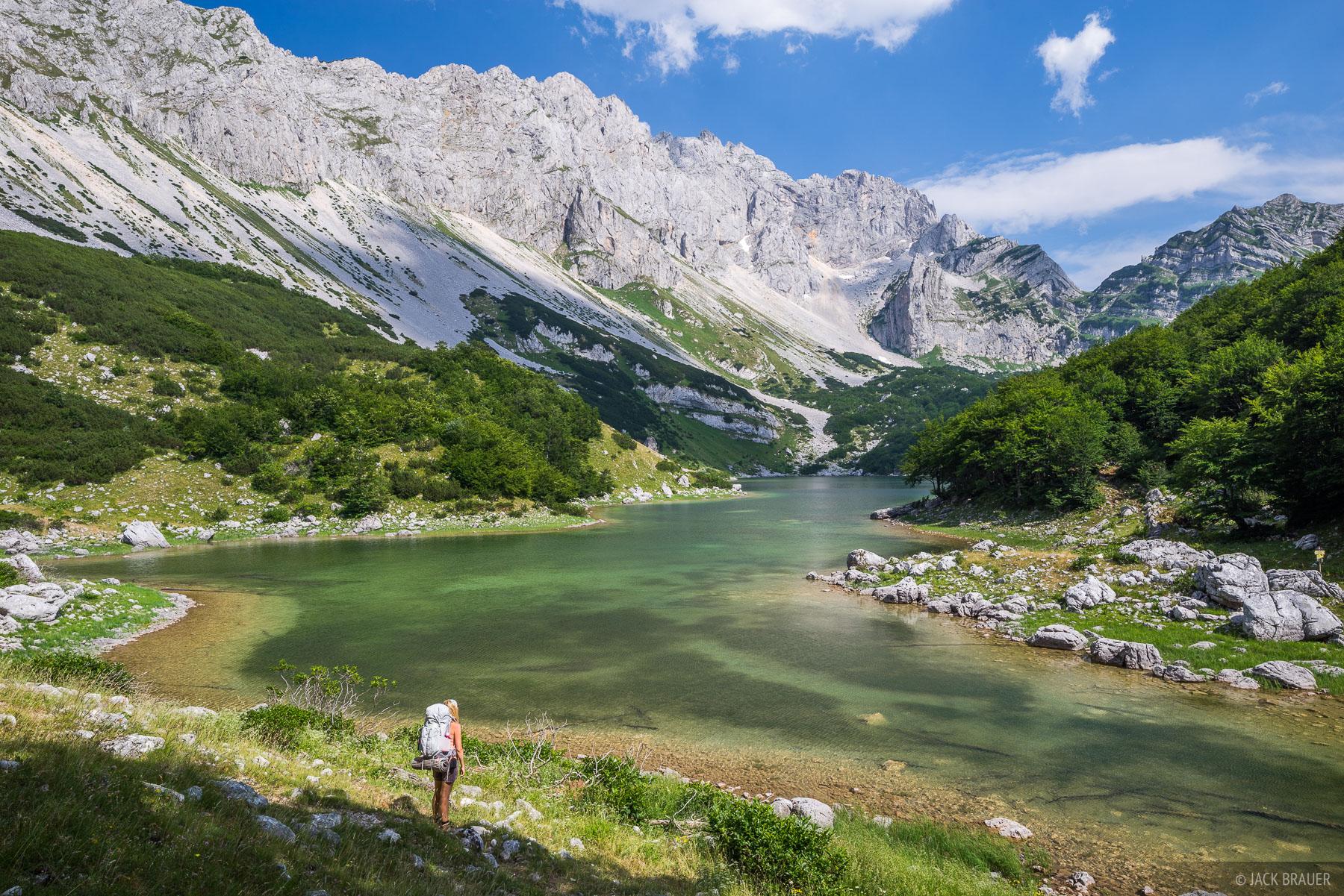 Bobotov Kuk, Skrcka Jezera, Durmitor, Montenegro