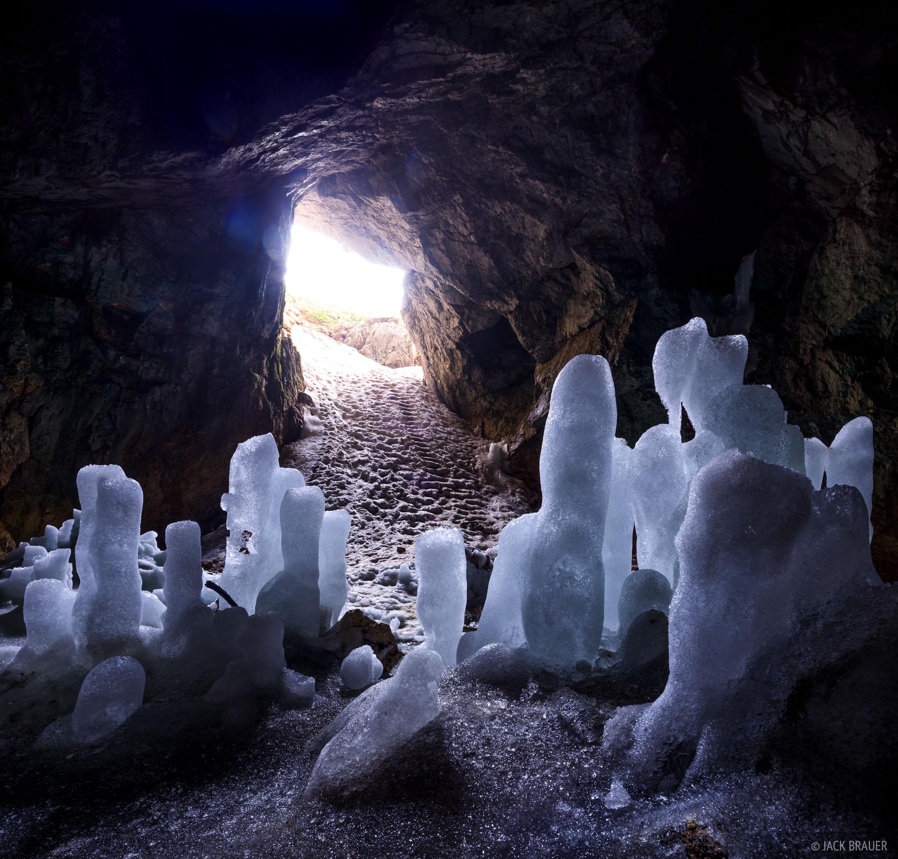 Dinaric Alps,Durmitor National Park,Ledina Pecina,Montenegro,cave,ice, photo