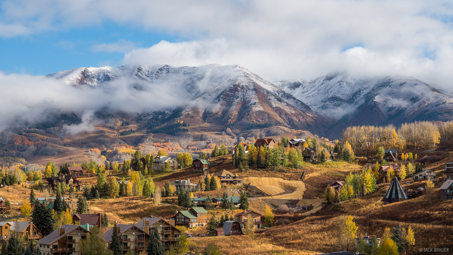 Colorado,Crested Butte, photo