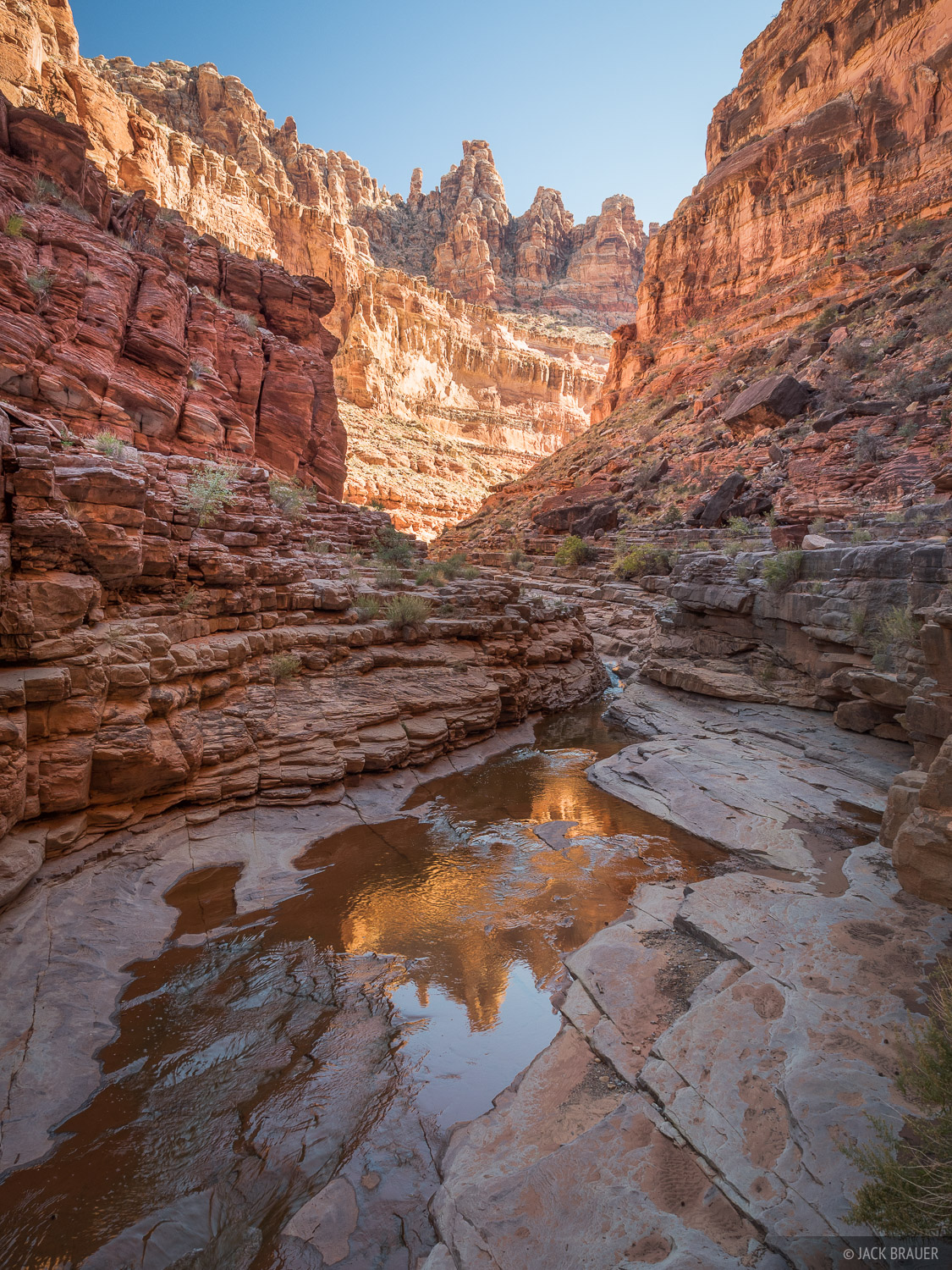 Dark Canyon, Utah, Bears Ears National Monument, Dark Canyon Wilderness, photo