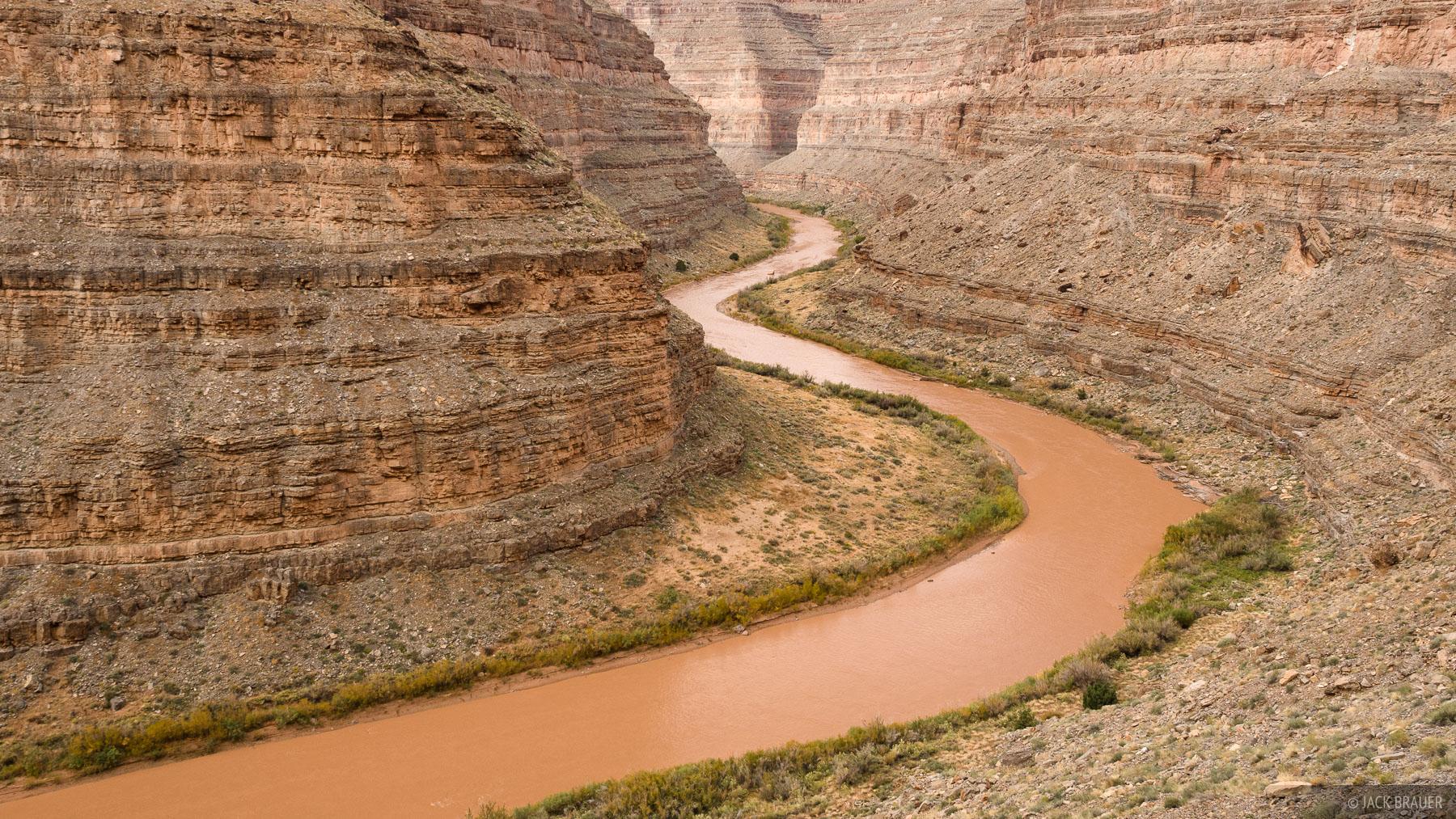 Honaker Trail, Utah, San Juan River