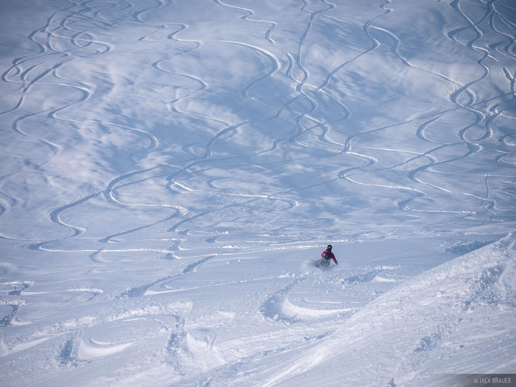 Skier: David Katz.