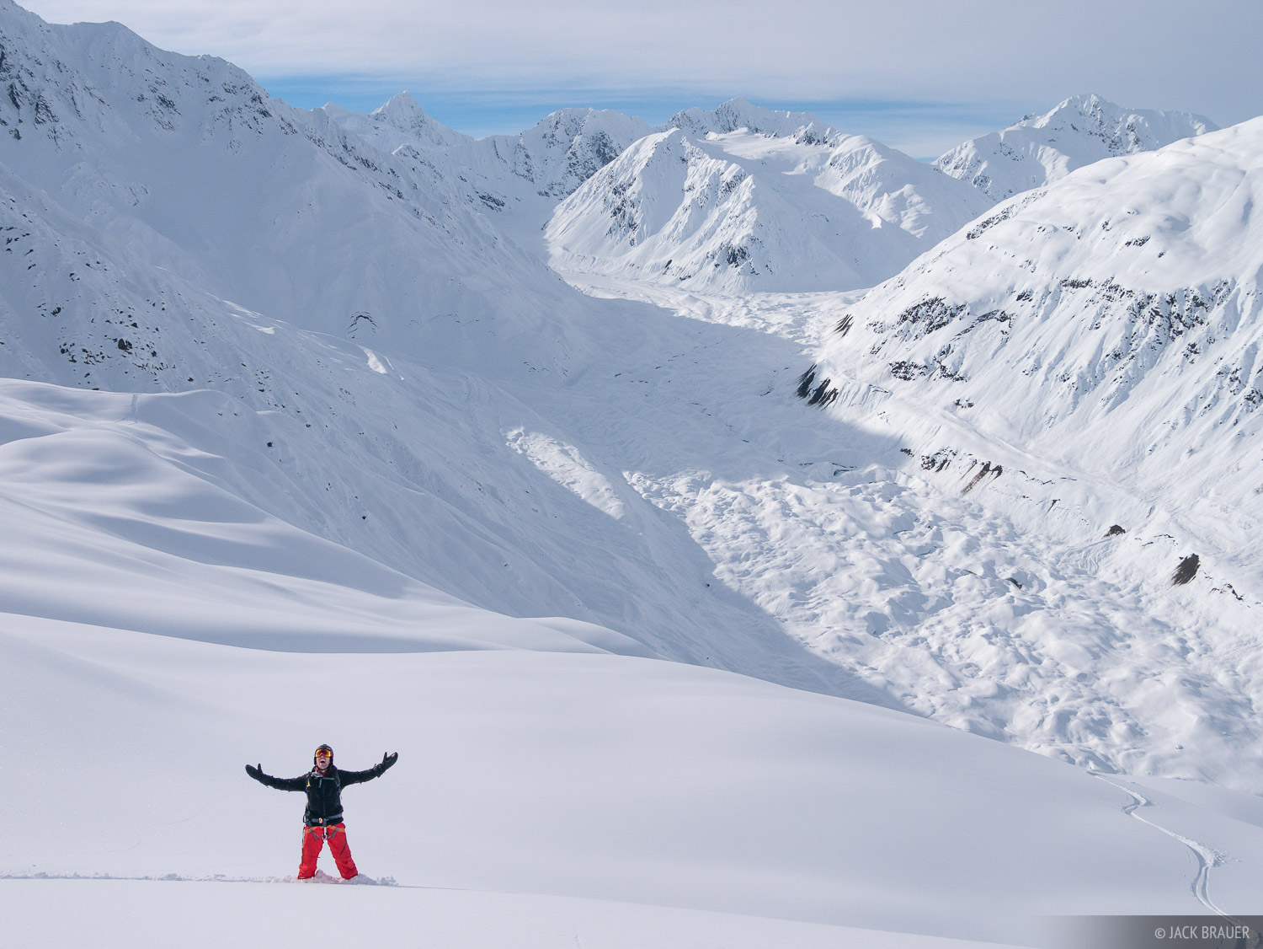 Alaska, Haines, Takhinsha Mountains, snowboarding, March, Takhinsha, winter, active, 2016
