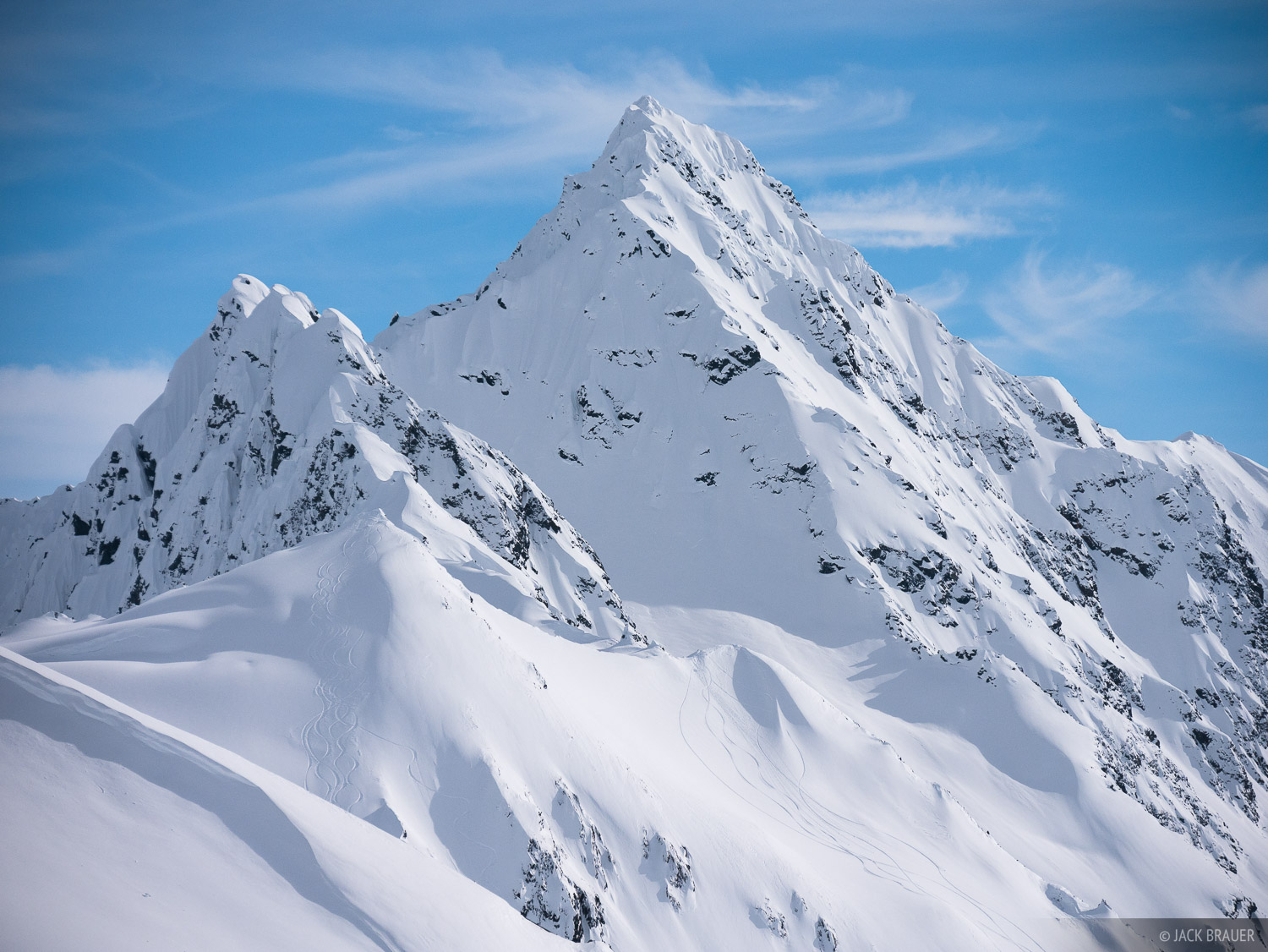 Alaska, Haines, Takhinsha Mountains, photo