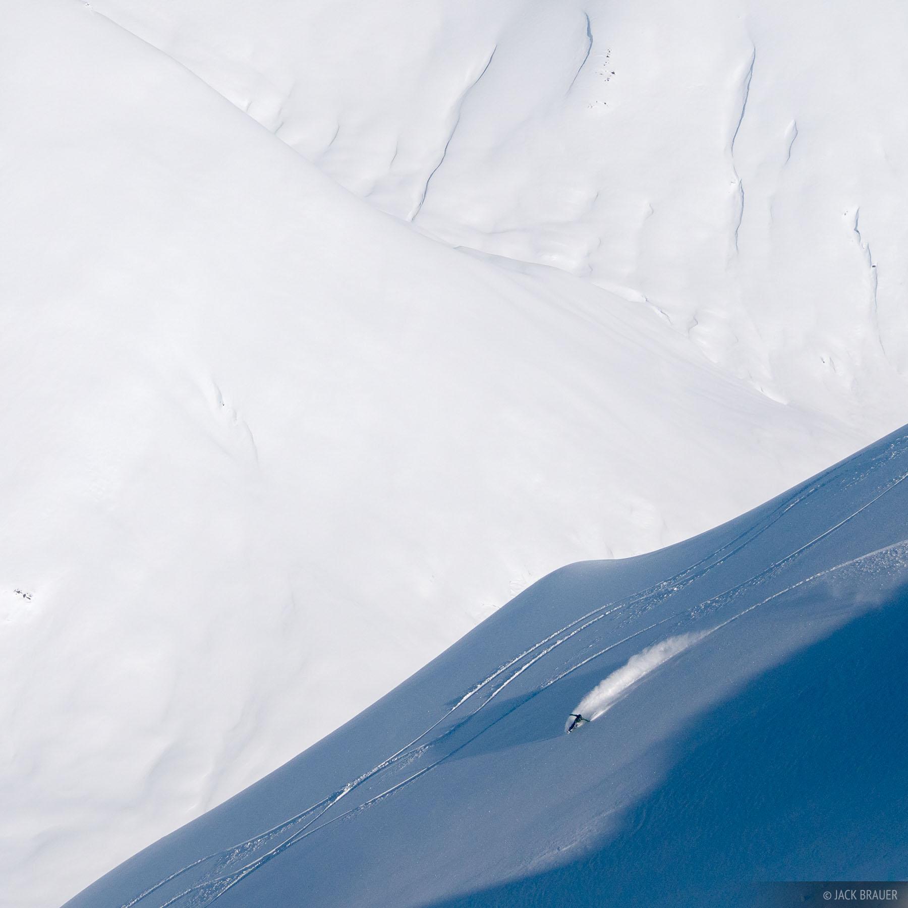 Snowboarder: D from Stevens Pass.