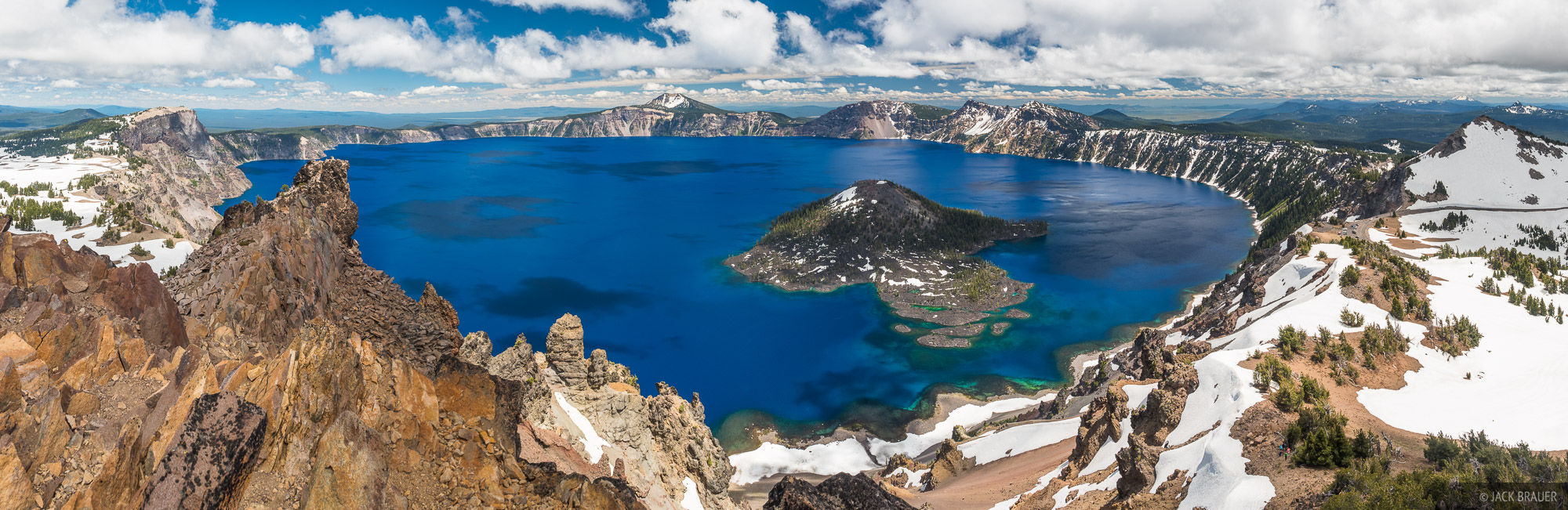 Crater Lake, Oregon, Crater Lake National Park, lake