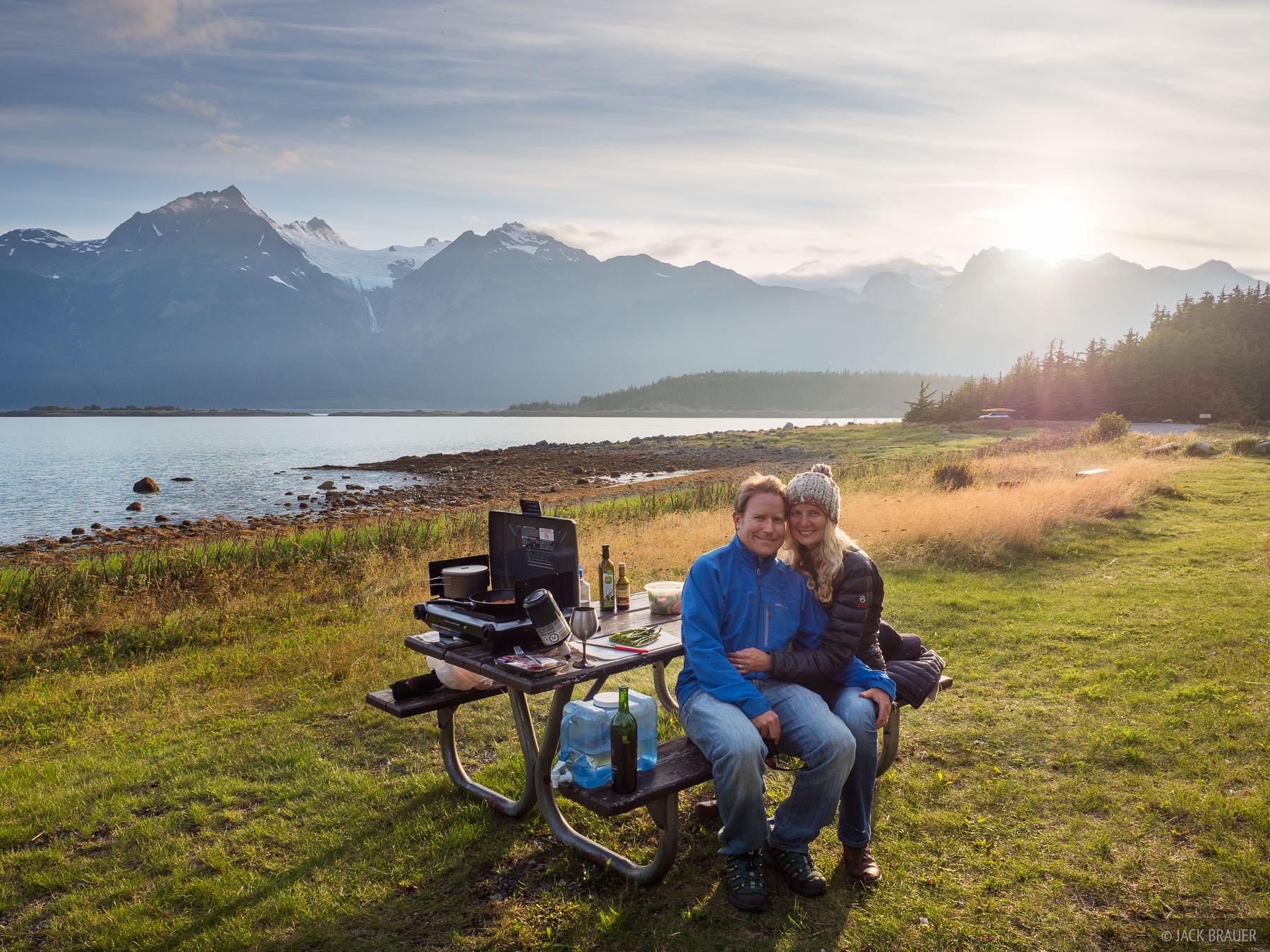 Alaska, Chilkat State Park, Haines