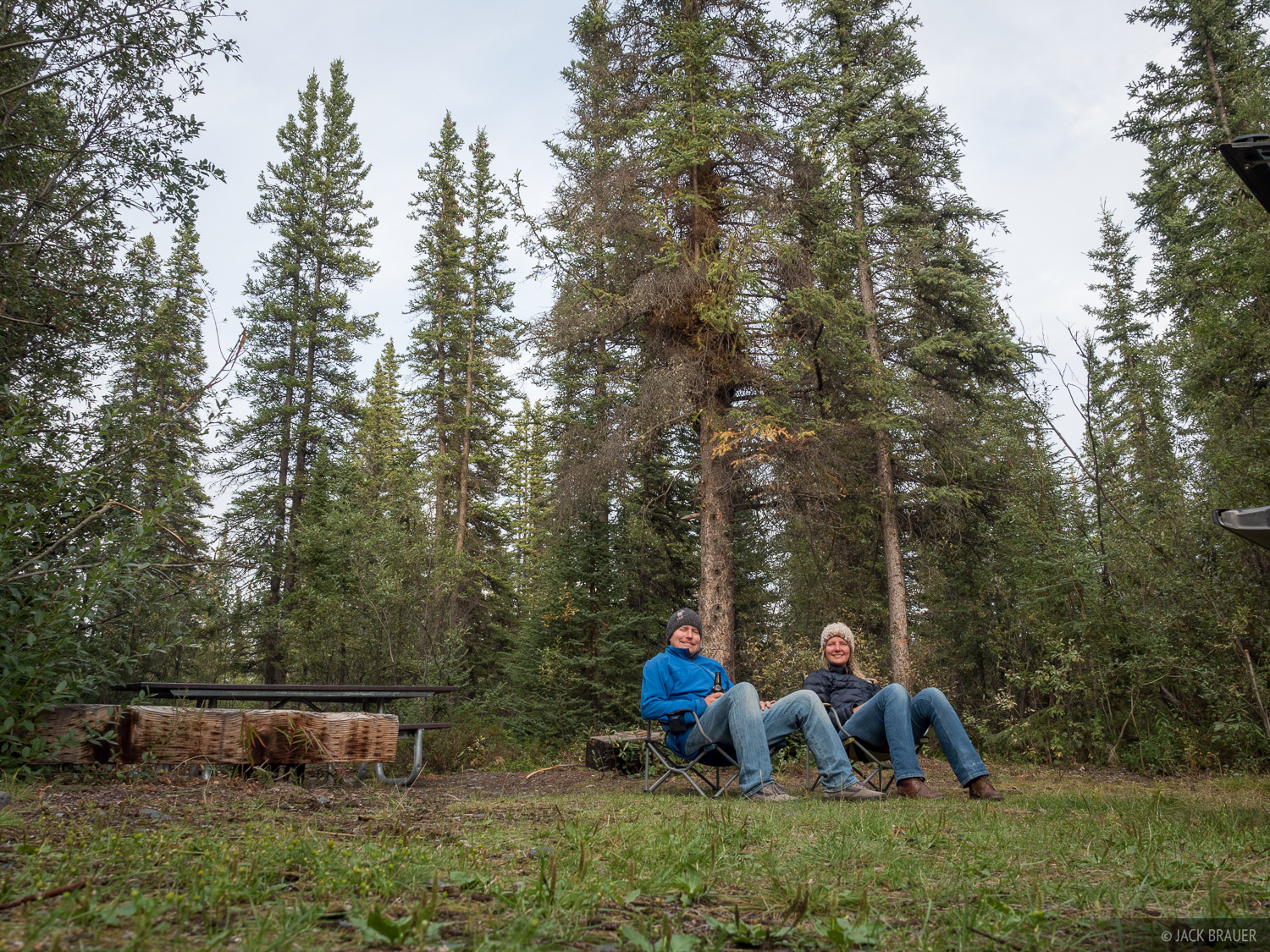 Alaska, Glennallen, photo