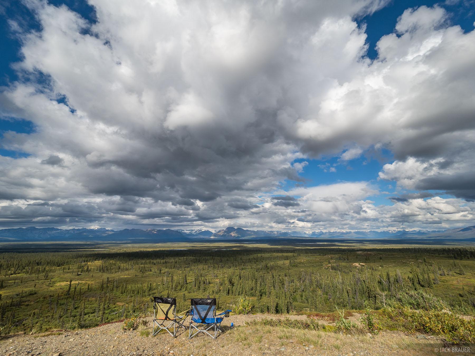 Alaska, Monahan Flat, photo
