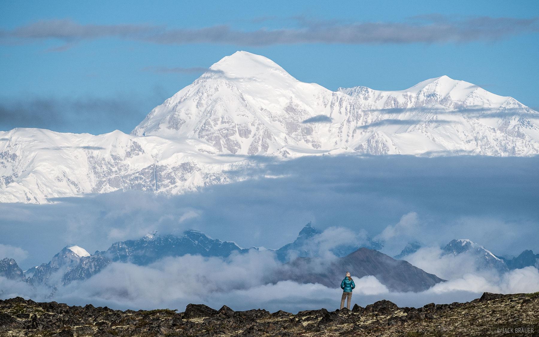 Alaska, Alaska Range, Denali, Denali State Park, Kesugi Ridge, photo