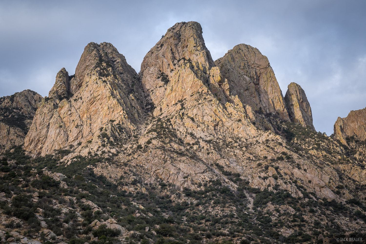 New Mexico, Organ Mountains-Desert Peaks National Monument, Aguirre Spring Campground, photo