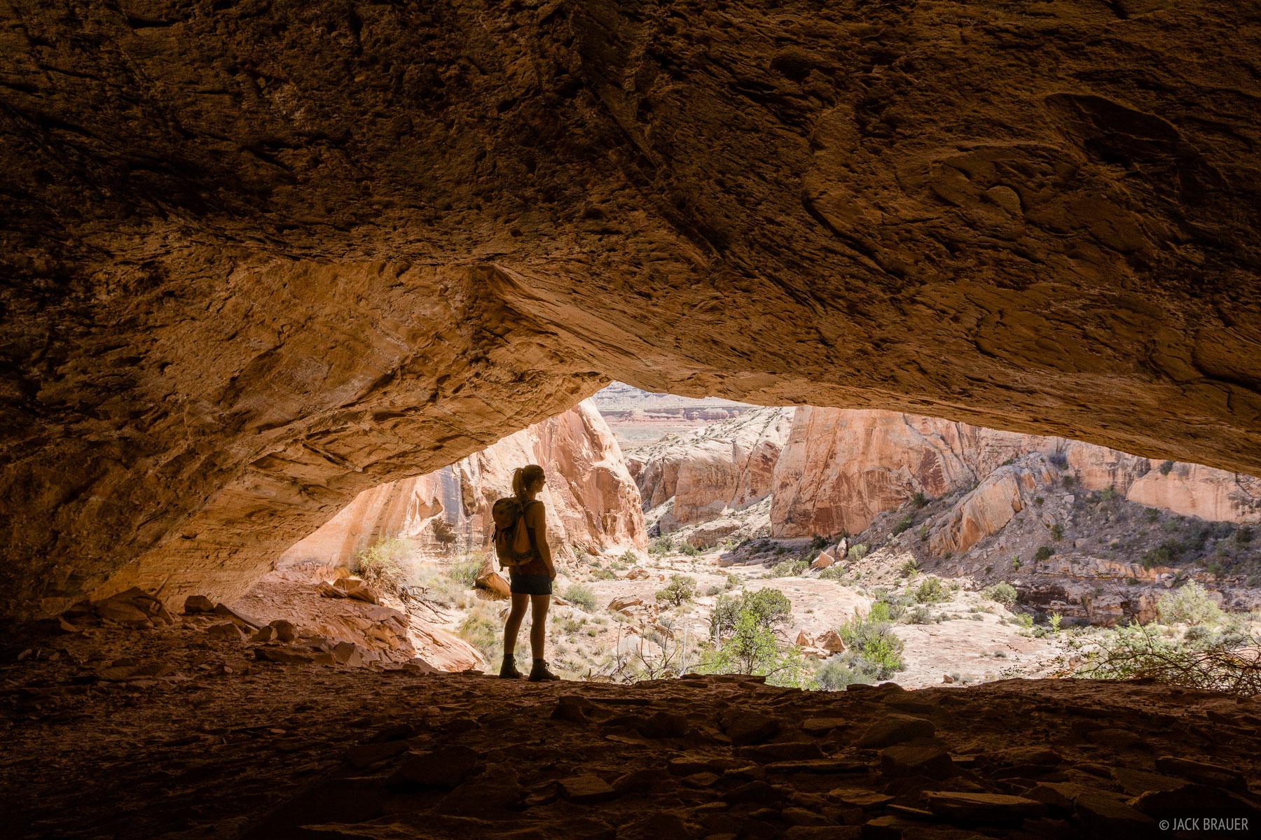 Cave Canyon, San Rafael Swell, Utah, photo