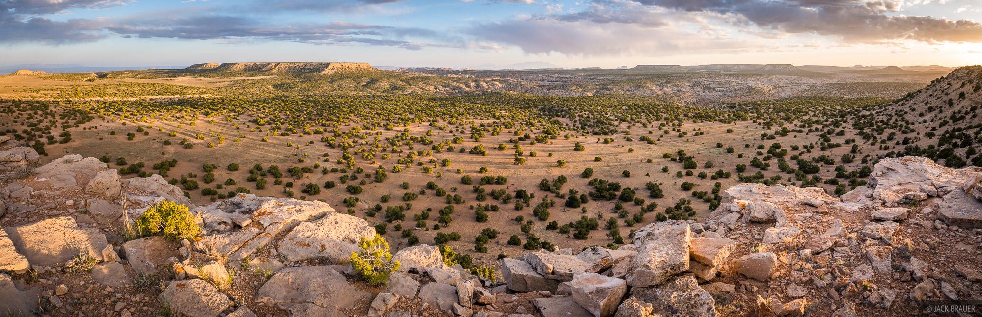 Eardley Canyon, San Rafael Swell, Utah, panorama, photo
