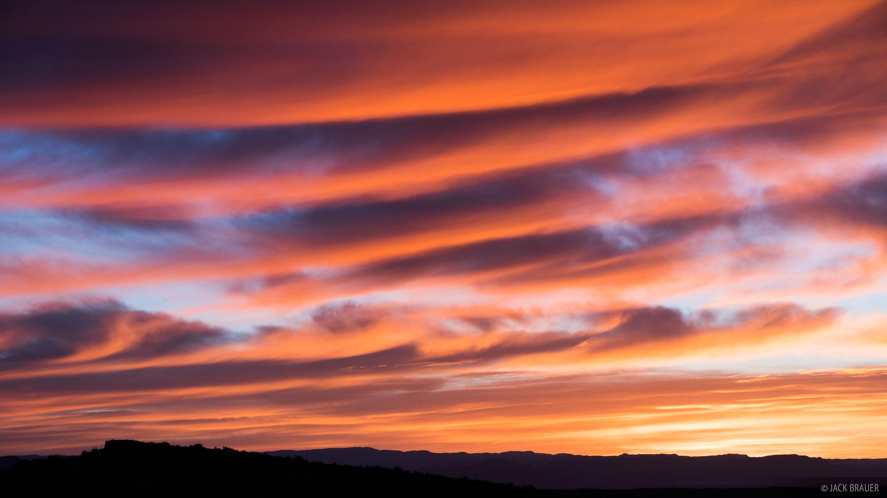 San Rafael Swell, Utah, sunrise, photo