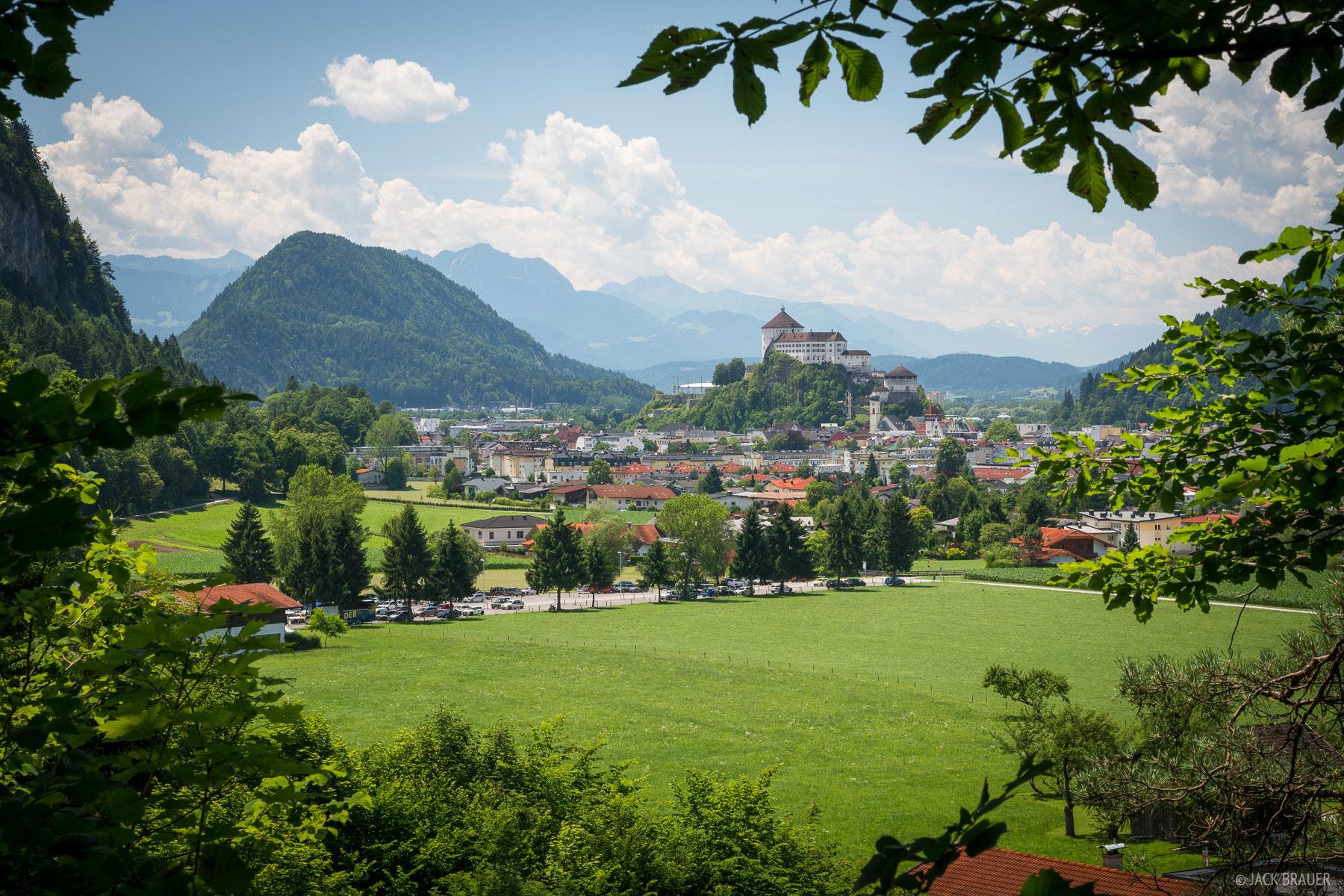 Austria, Festung Kufstein, Kaisergebirge, Kufstein, Kufstein Fortress, castle, photo