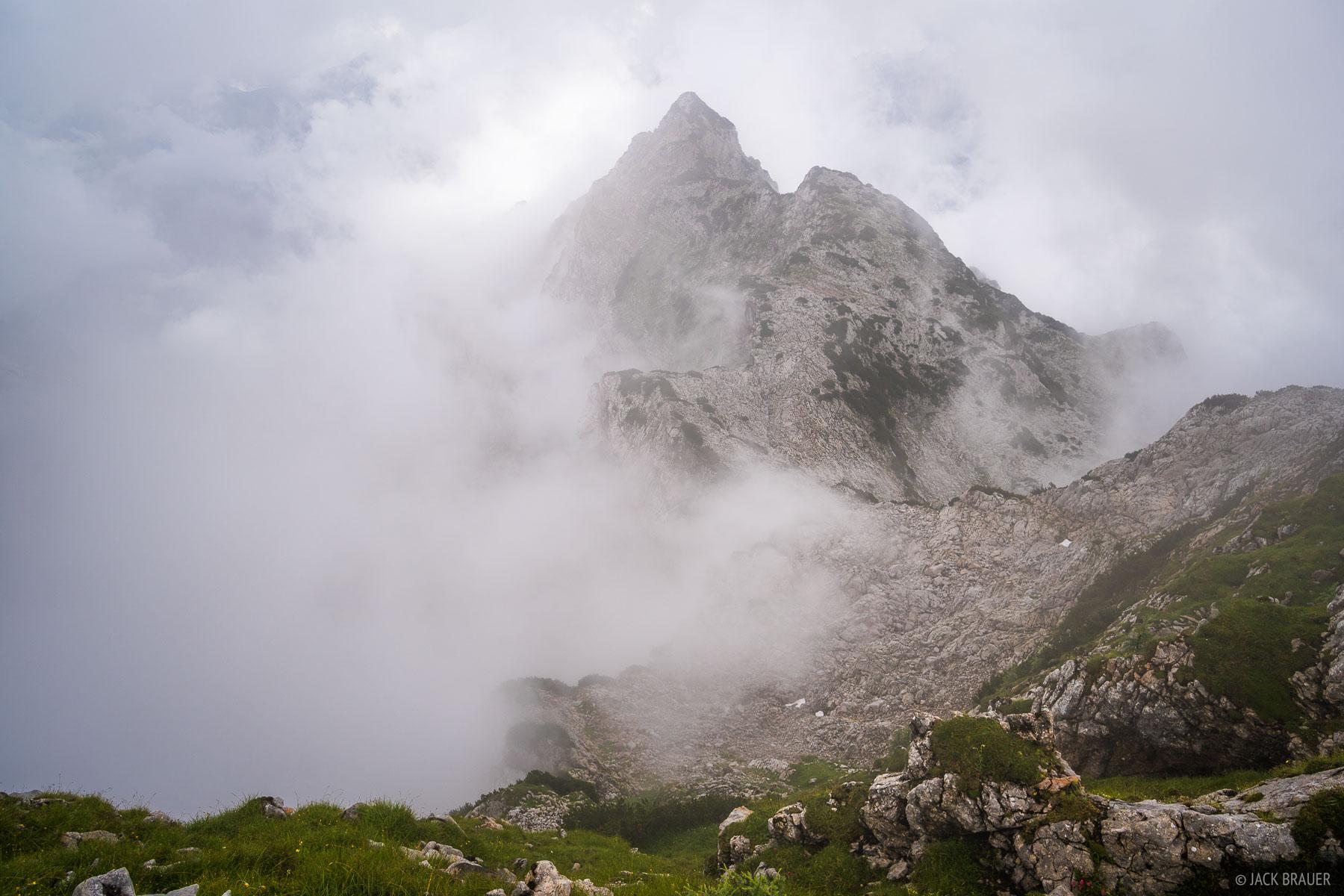 Berchtesgaden, Europe, Germany, Hachelkopf, Hirschwiese, photo