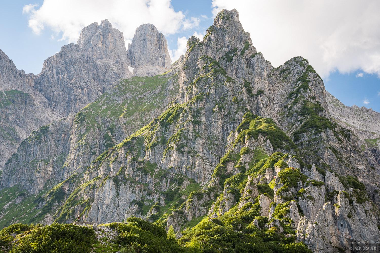 Austria, Dachstein, Große-Bischofsmütze, photo