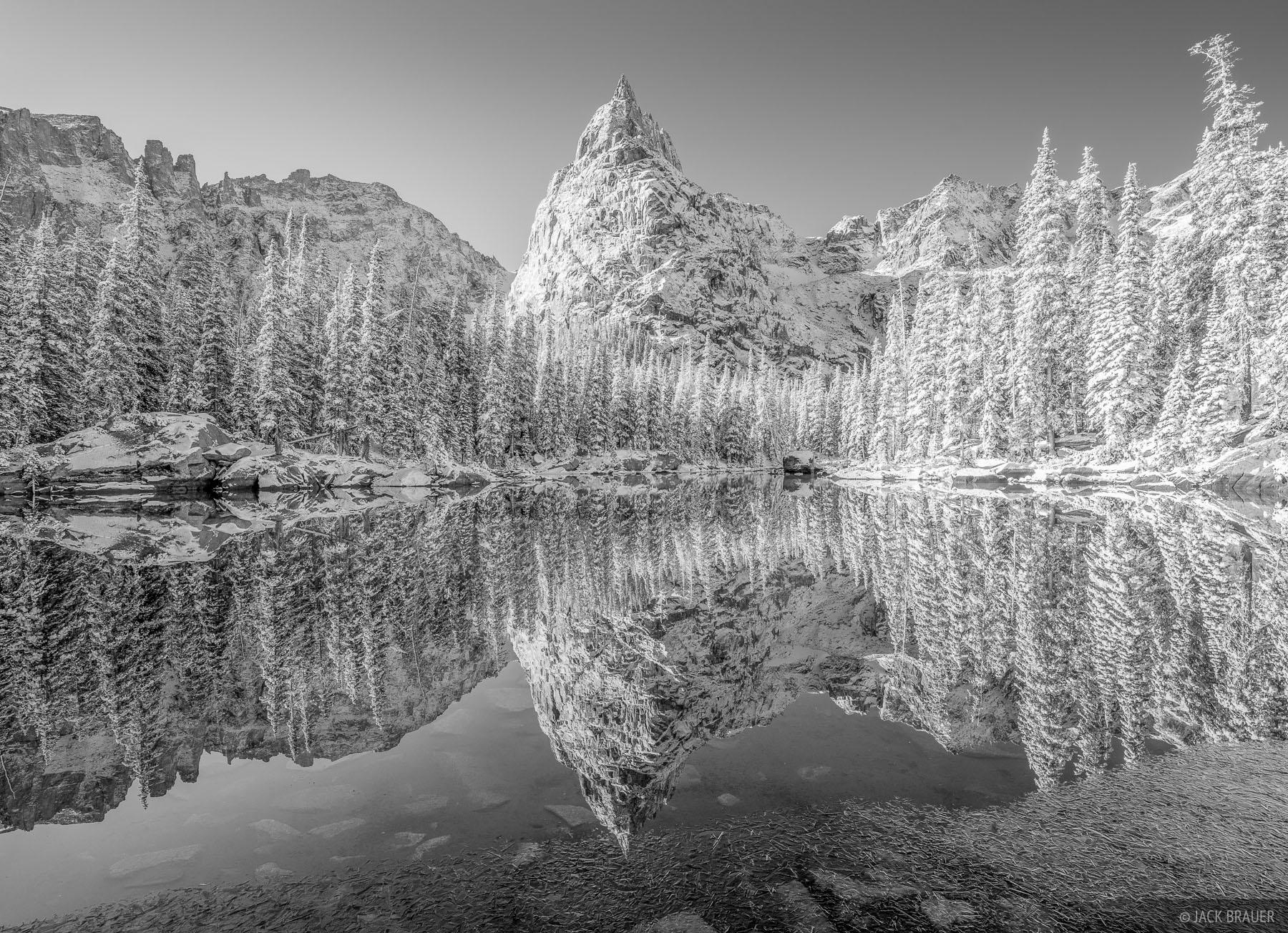 Colorado, Indian Peaks, Lone Eagle Peak, Indian Peaks Wilderness, photo