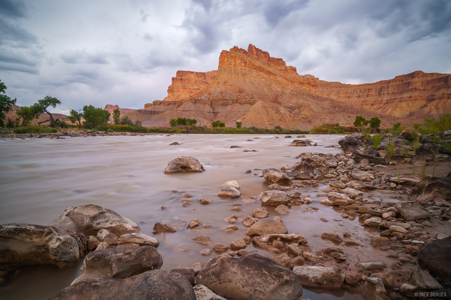 Green River, Swaseys Beach, Utah, photo