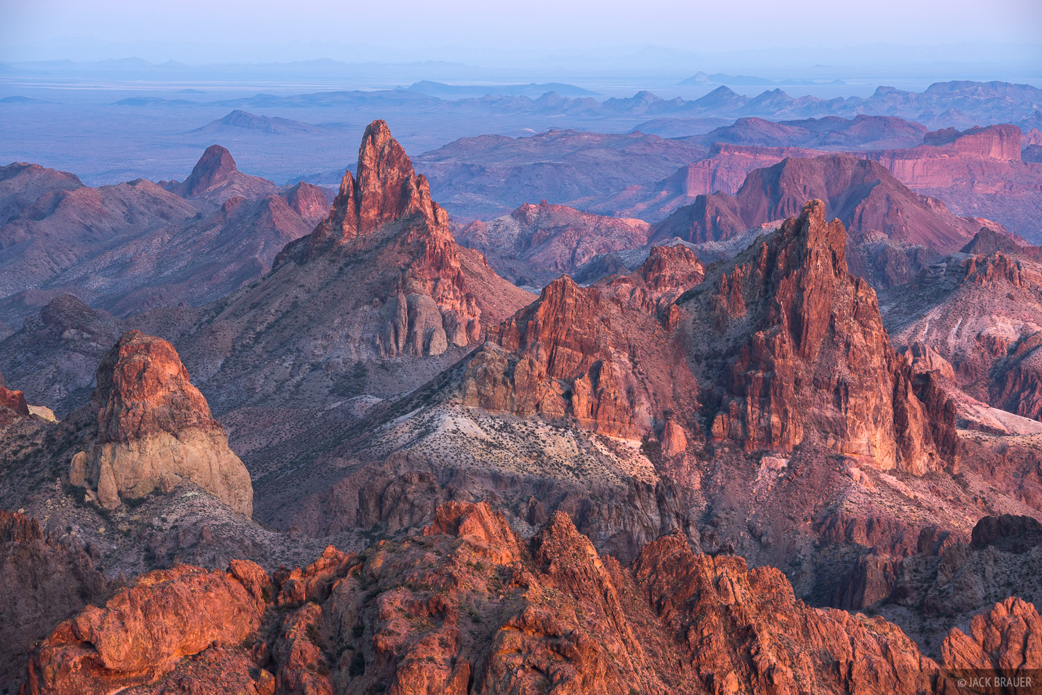 Arizona, Kofa National Wildlife Refuge, Signal Peak, Squaw Peak, Kofa Mountains, photo