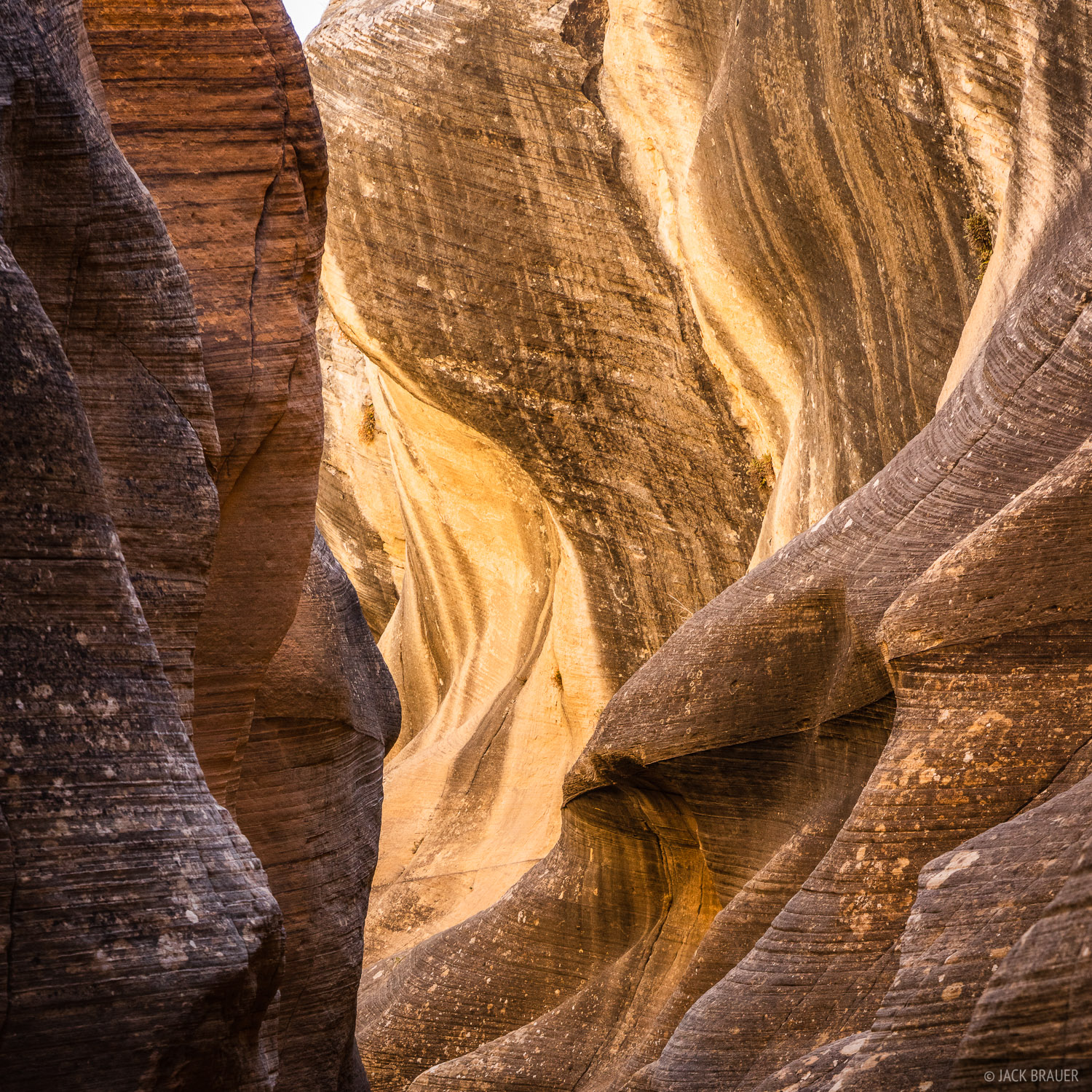 Grand Staircase - Escalante National Monument, Utah, Willis Creek, hiking, photo
