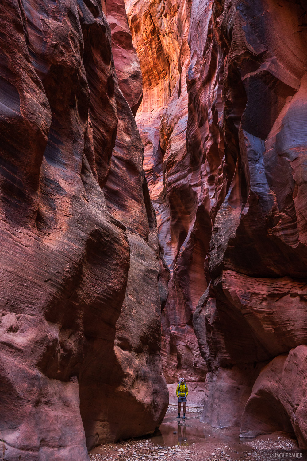 Buckskin Gulch, Paria Canyon-Vermilion Cliffs Wilderness, Utah, Vermilion Cliffs National Monument, hiking, photo