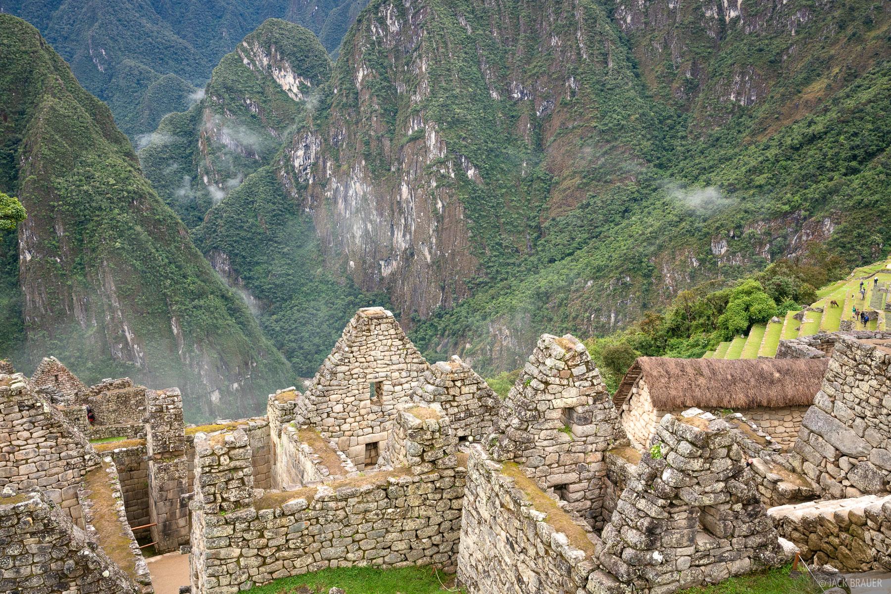 Cordillera Vilcabamba, Macchu Picchu, Peru, South America, photo