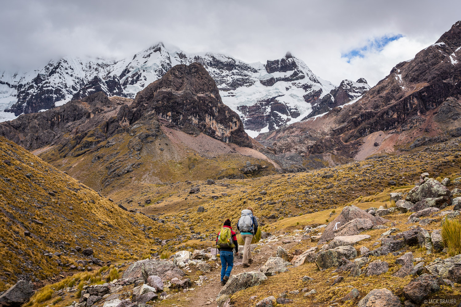 Ausangate, Cordillera Vilcanota, Peru, South America, hiking, photo