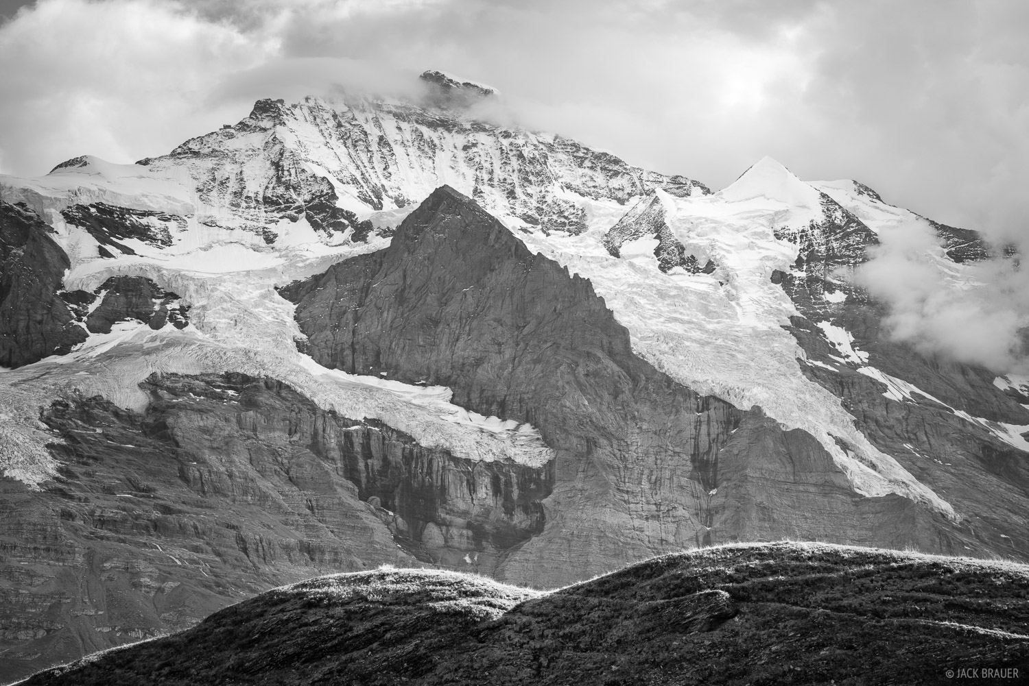 Bernese Alps, Jungfrau, Kleine Scheidegg, Switzerland, Alps, photo