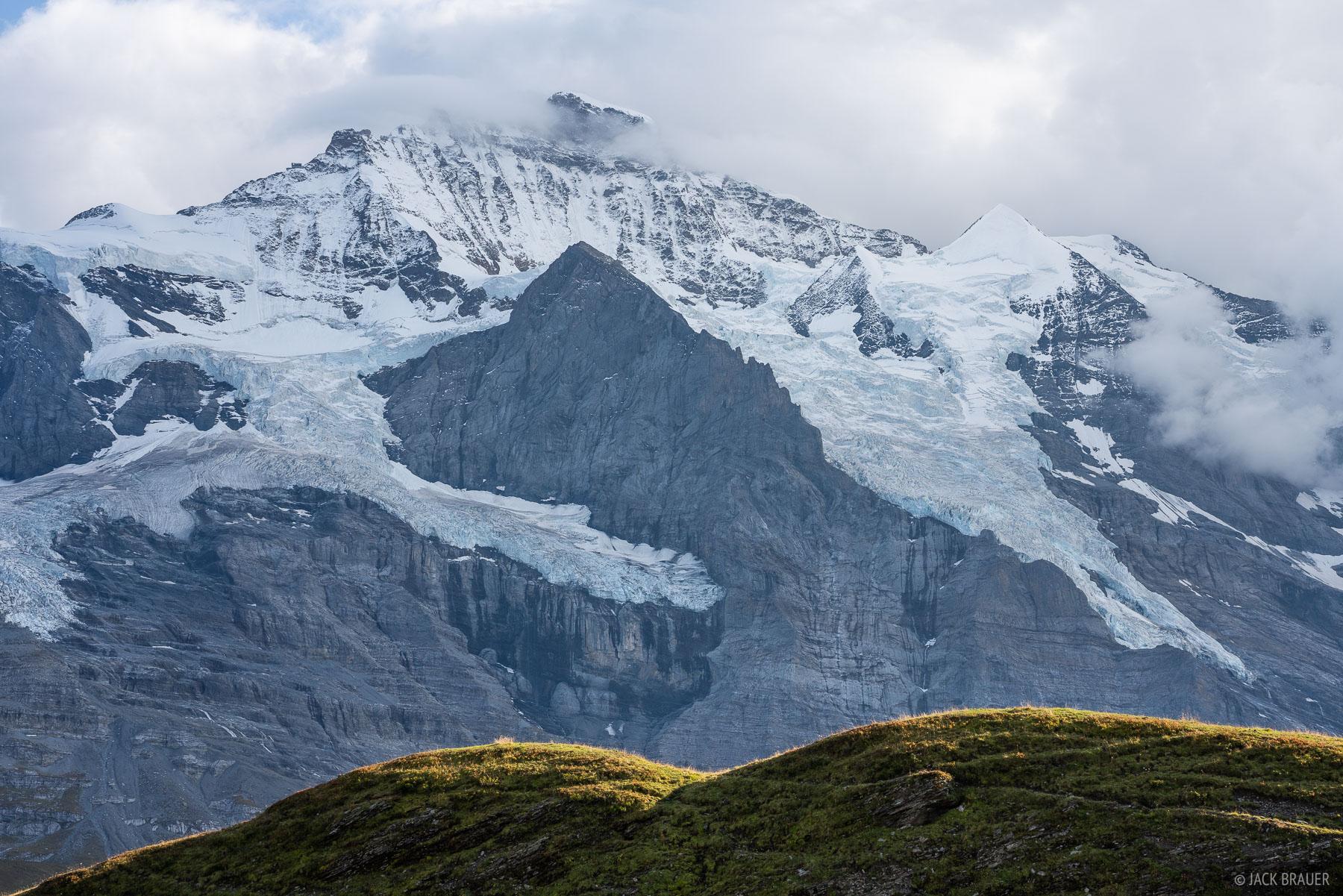 Bernese Alps, Jungfrau, Kleine Scheidegg, Switzerland, photo