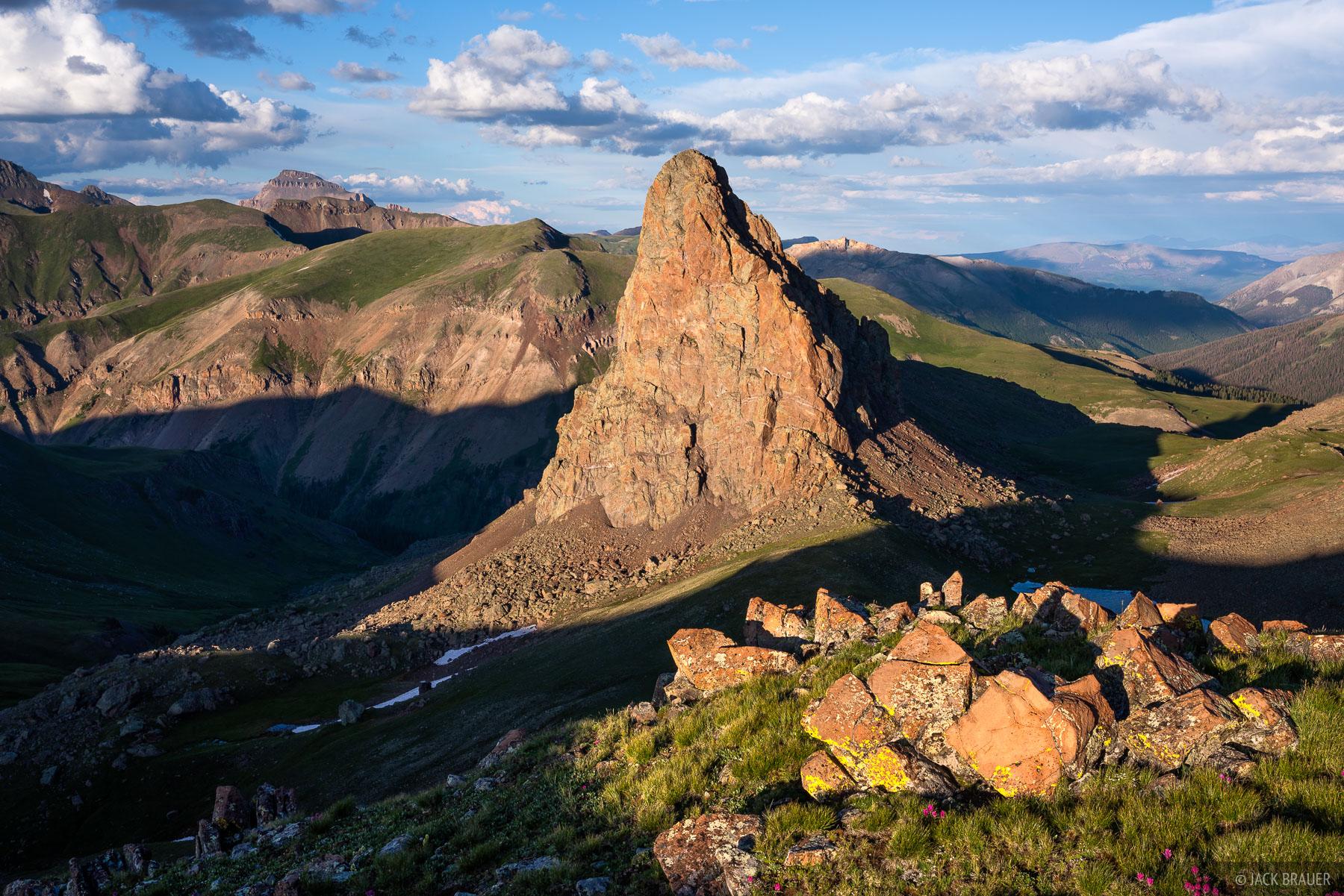 Colorado, Dragonsback, San Juan Mountains, Uncompahgre Wilderness, photo