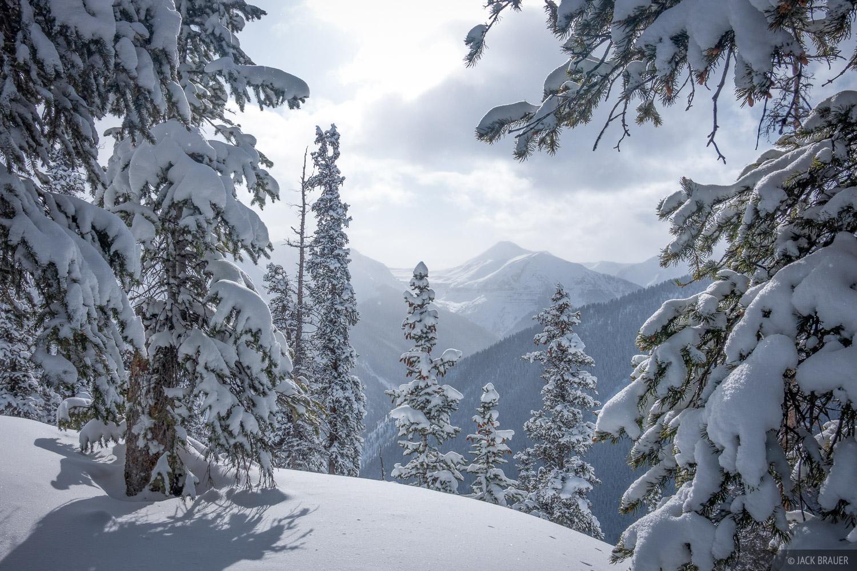 Anvil, Colorado, Rolling Mountain, San Juan Mountains, photo
