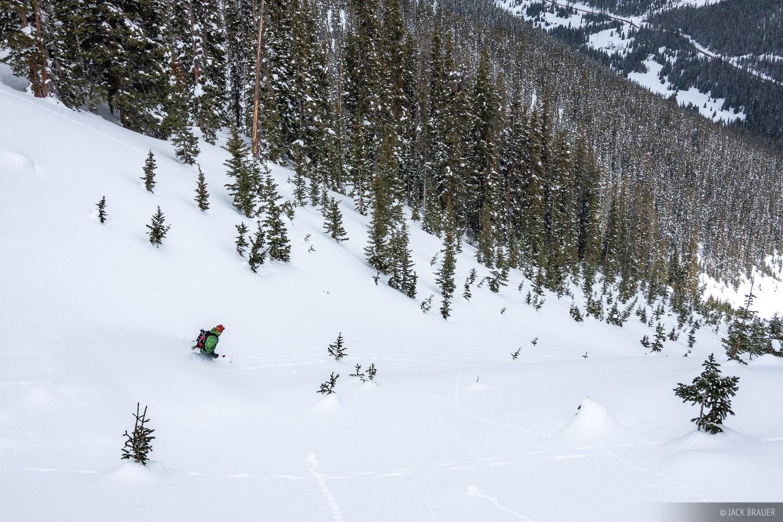 Battleship, Colorado, Drew Yeowell, San Juan Mountains, snowboarding, photo