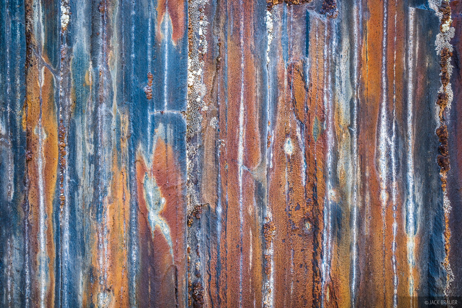 Colorado, San Juan Mountains, abstract, 2020