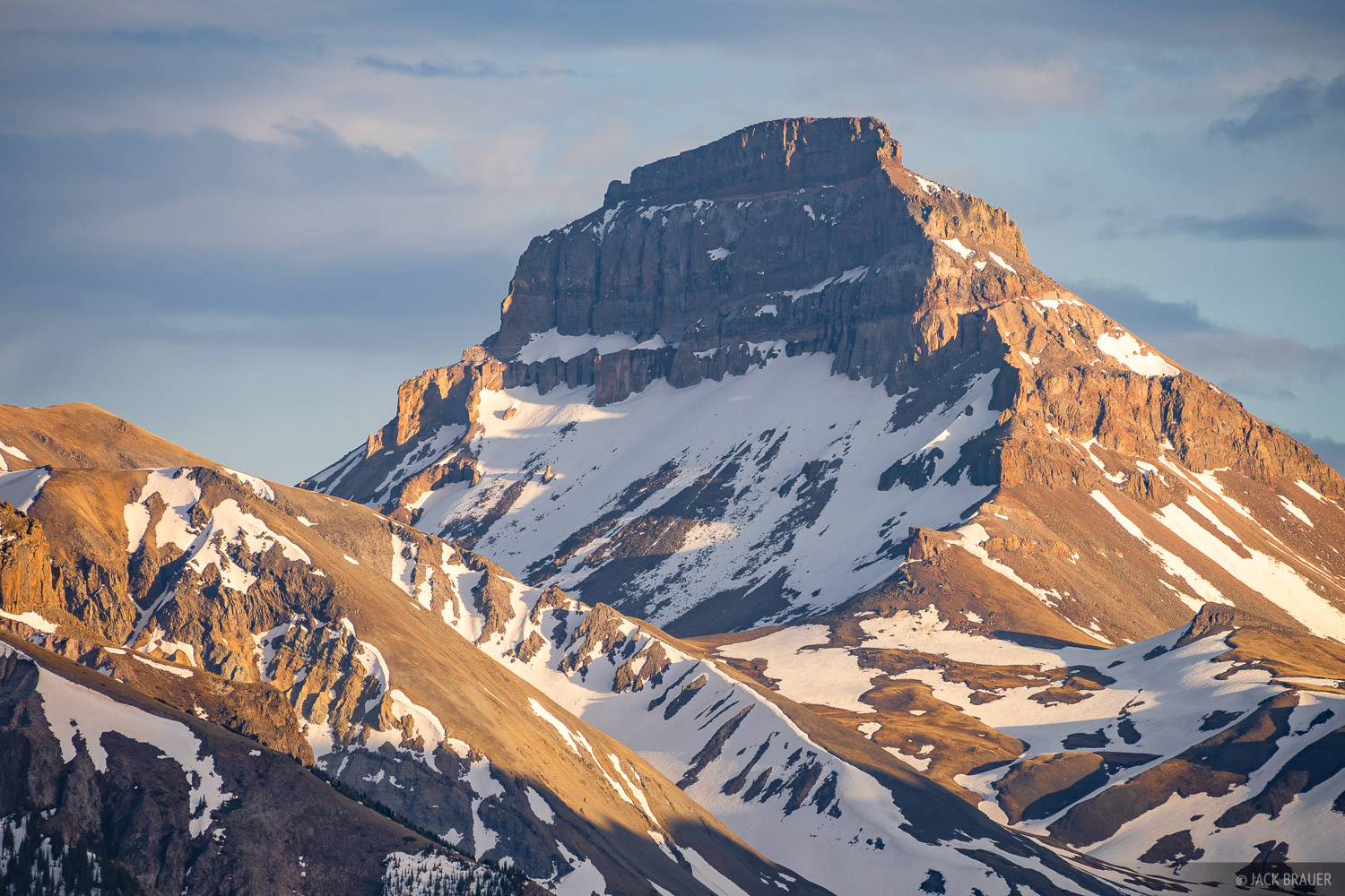 Cimarrons, Colorado, San Juan Mountains, Uncompahgre Peak, Uncompahgre Wilderness, photo